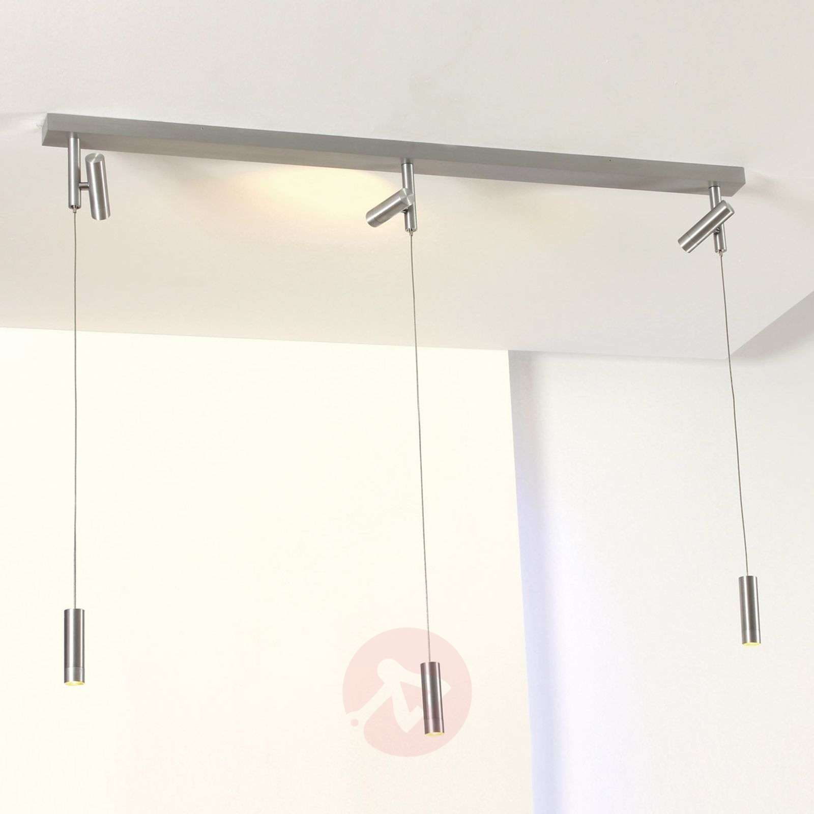 Apart instelbare LED-hanglamp Stage 6-l.-3051078-01