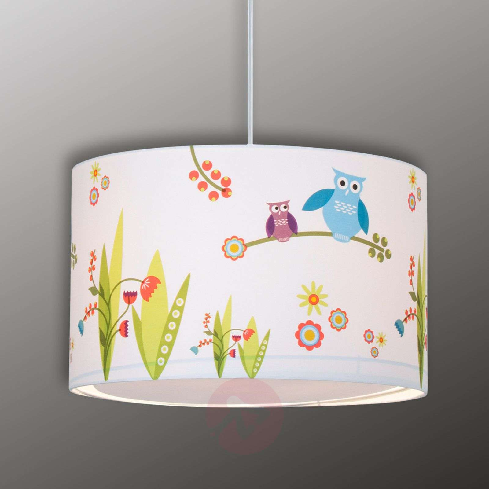 birds vrolijke kinderkamer hanglamp. Black Bedroom Furniture Sets. Home Design Ideas
