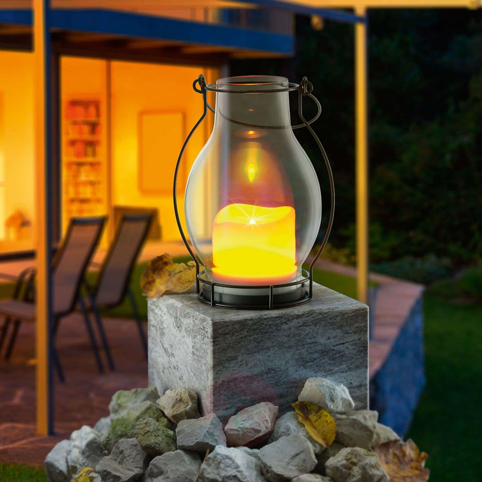 Deko Dream effectvolle LED-solarlamp IP44-3012230-01