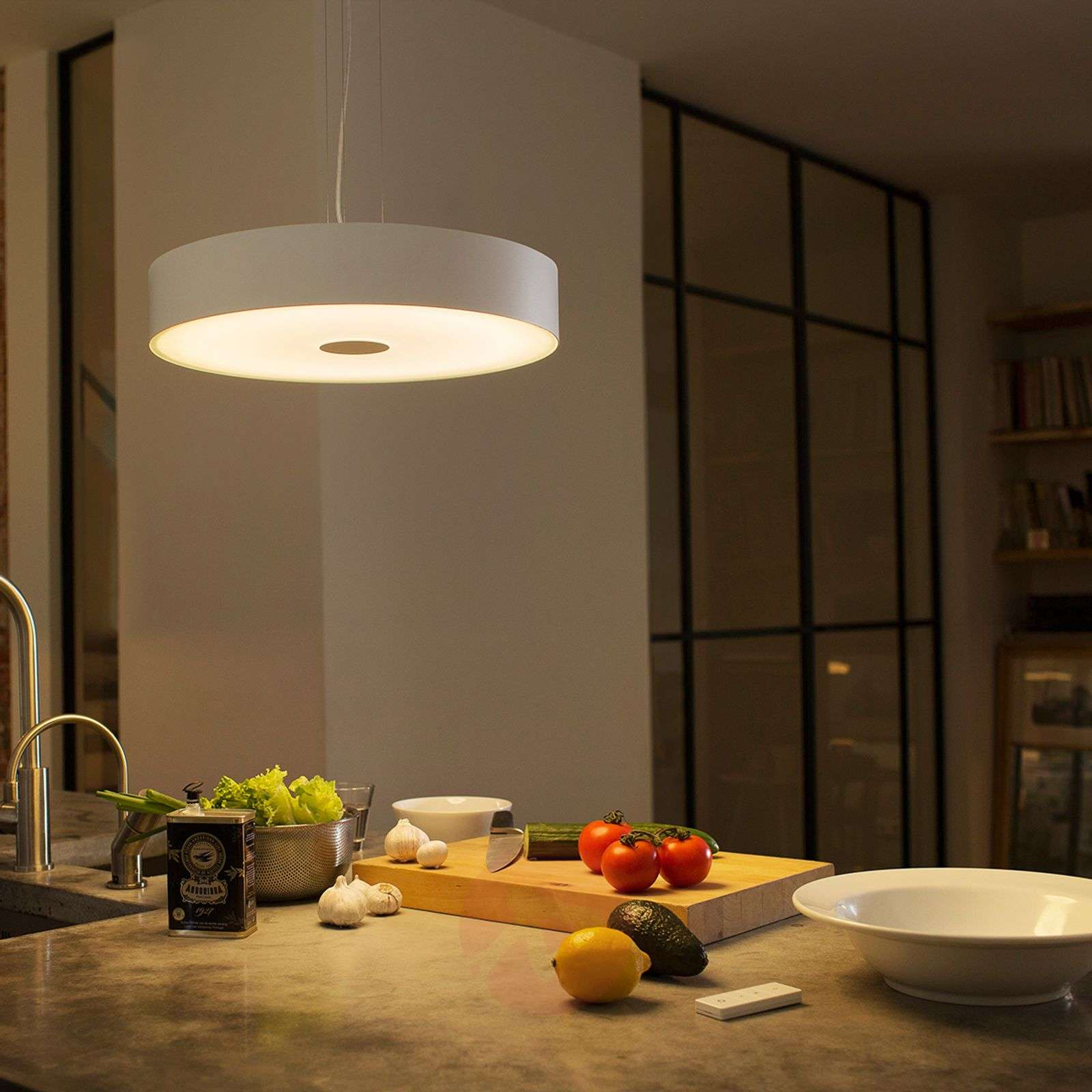 Enormt Fair - innovatieve Philips Hue LED hanglamp | Lampen24.nl KO39