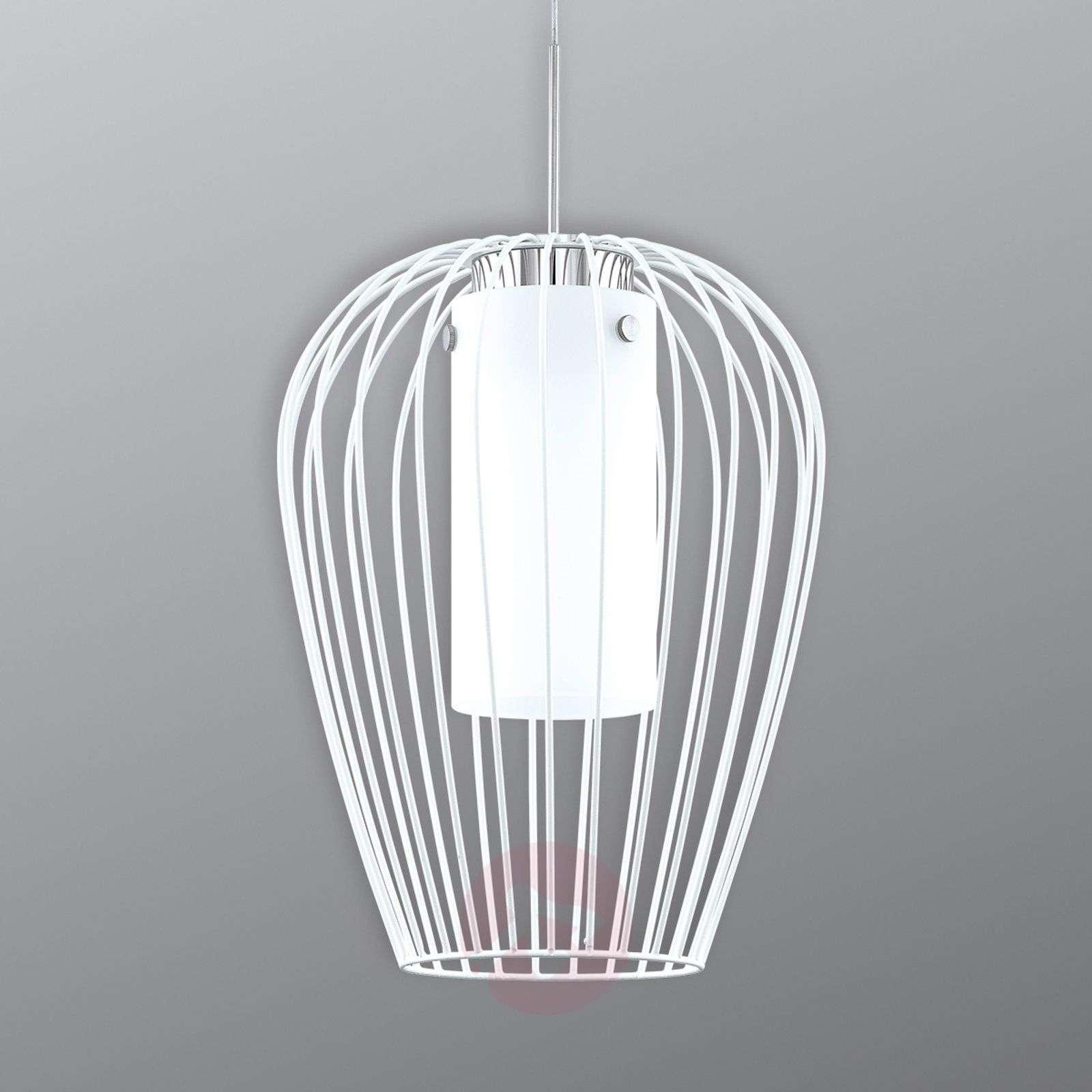 LED hanglamp Vencino uit staal-3031735-01