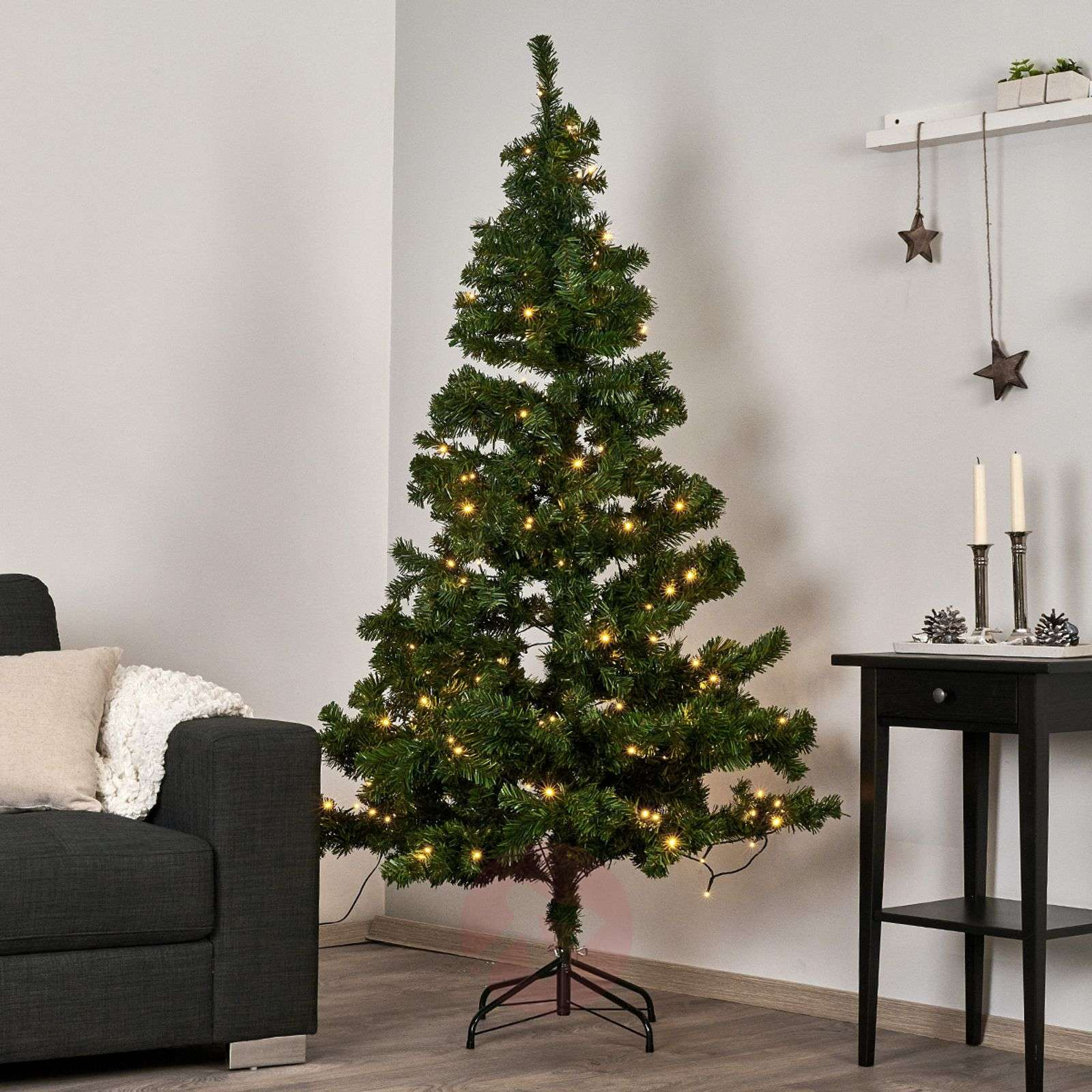 LED kerstboom 180 cm, 180 LED-1522054-01