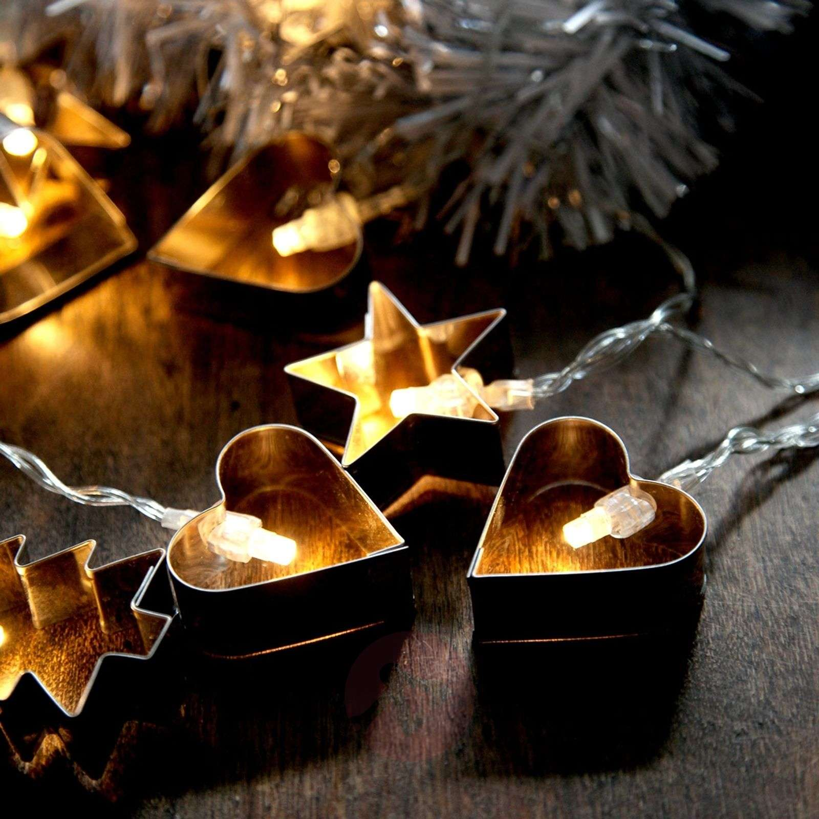 LED-lichtketting Gingerbread-1522526-01