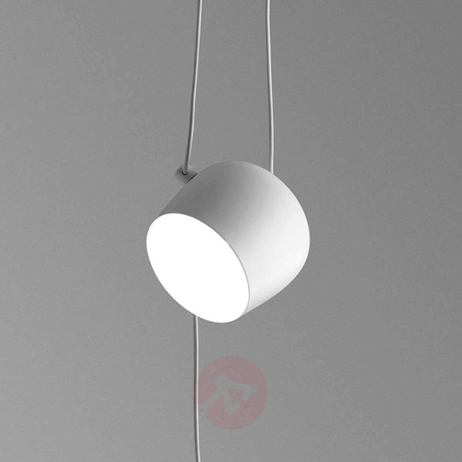 Met dimmer hanglamp Aim Small switch EUR wit-3510324-01