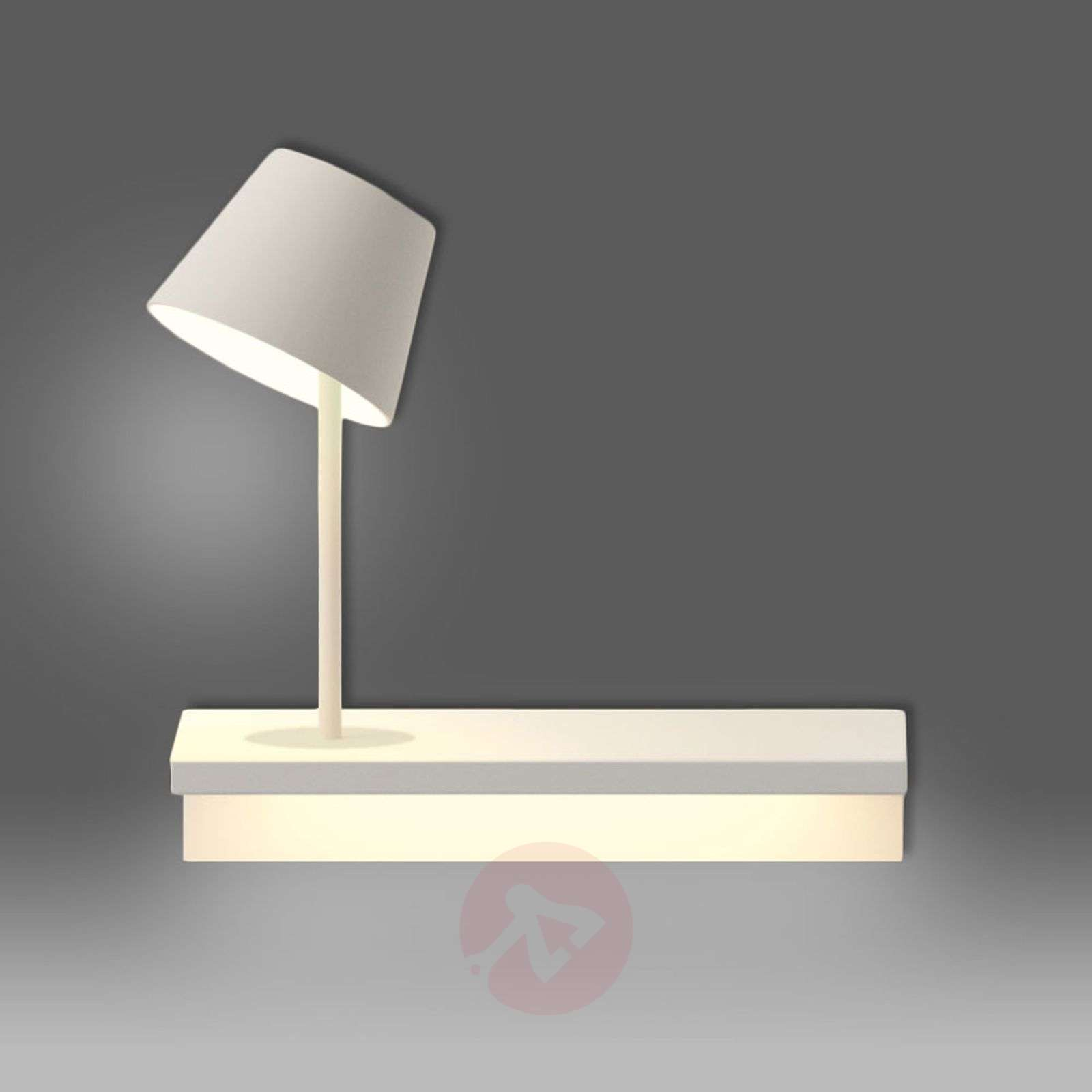 moderne led vloerlamp suite 29 cm. Black Bedroom Furniture Sets. Home Design Ideas