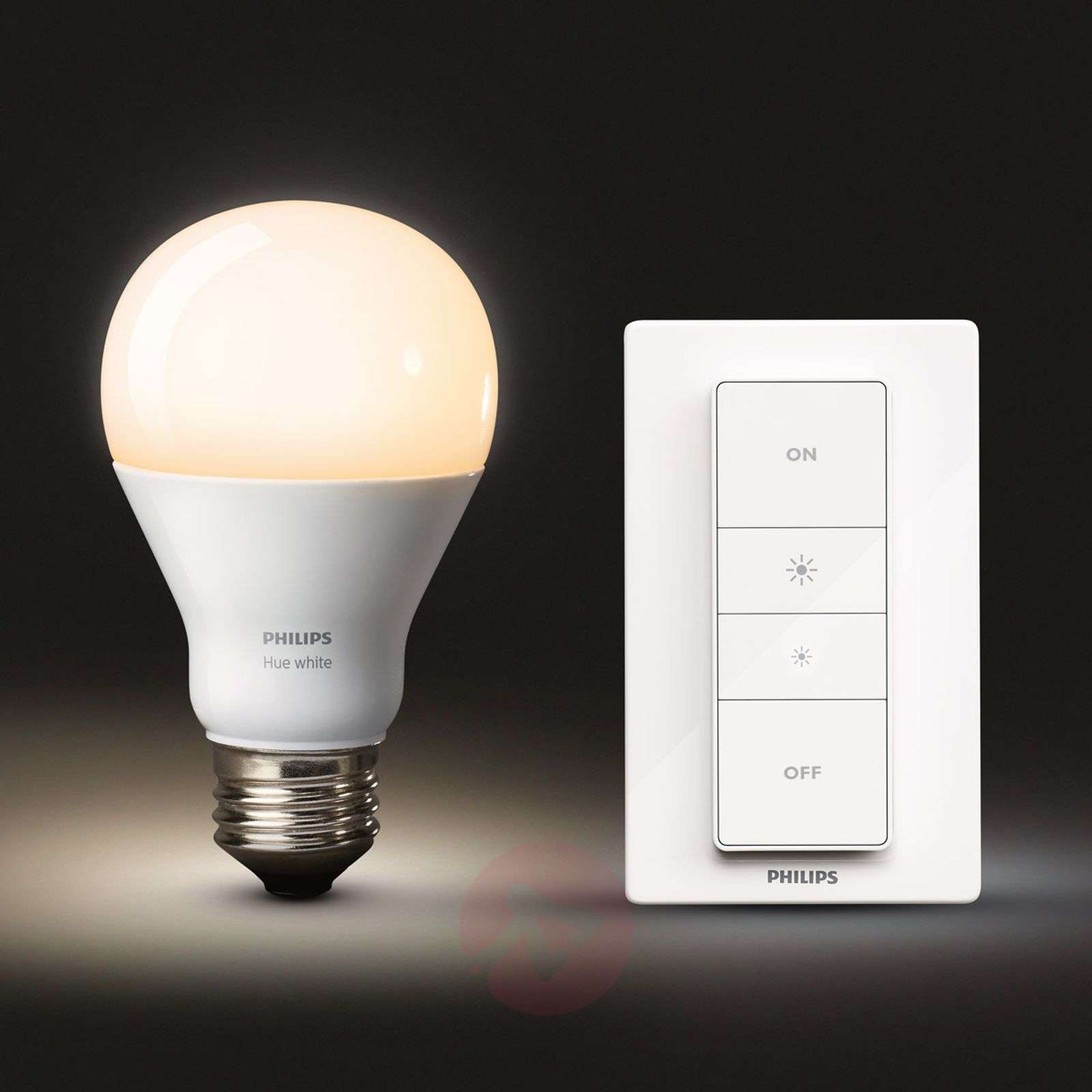 philips hue wireless dimming kit 9 5w e27. Black Bedroom Furniture Sets. Home Design Ideas