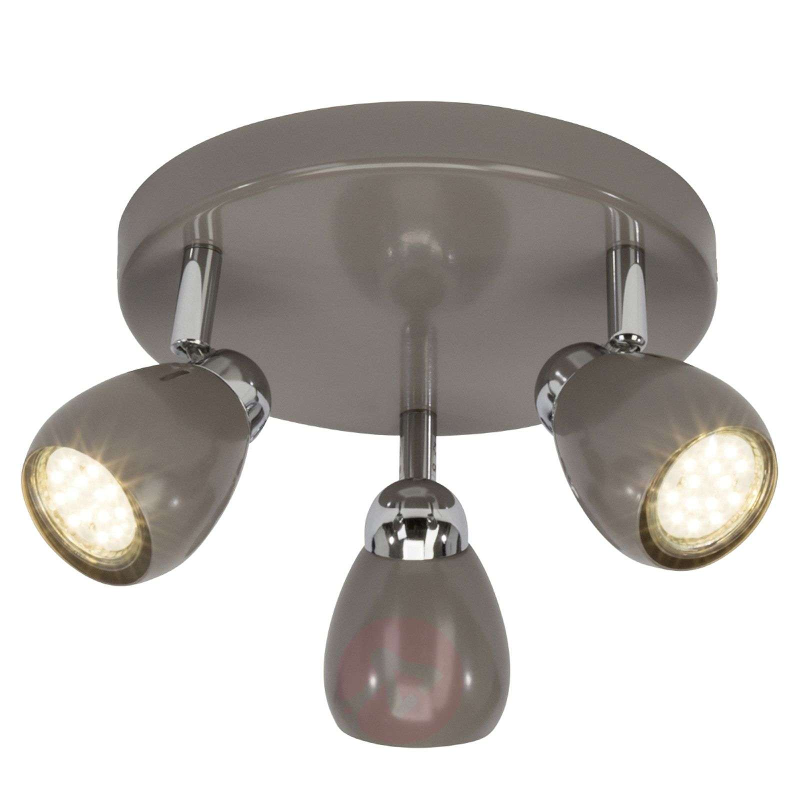 Plafondlamp Milano met drie LED spots-1509180-01
