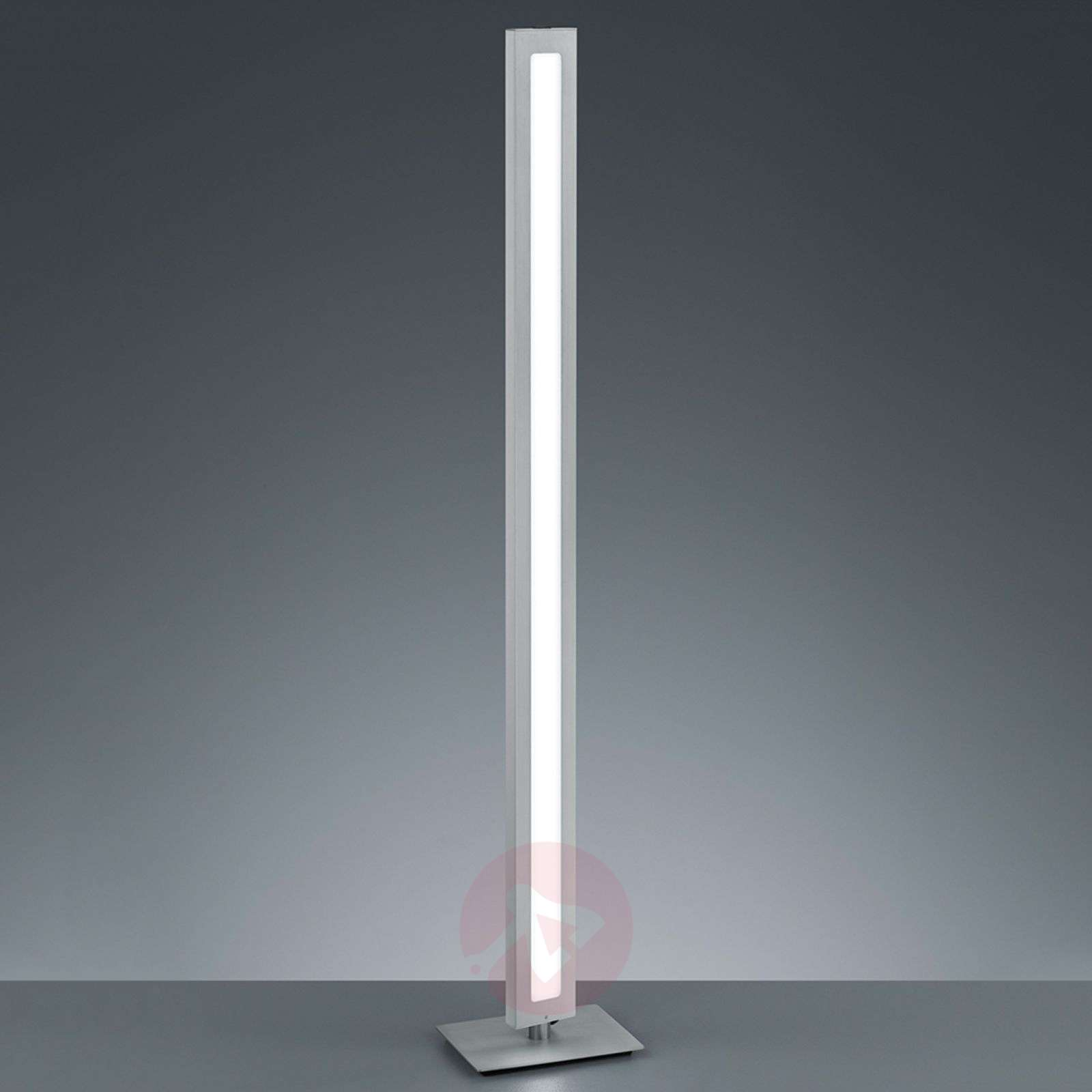 Puristisch ontworpen led staande lamp silas lampen