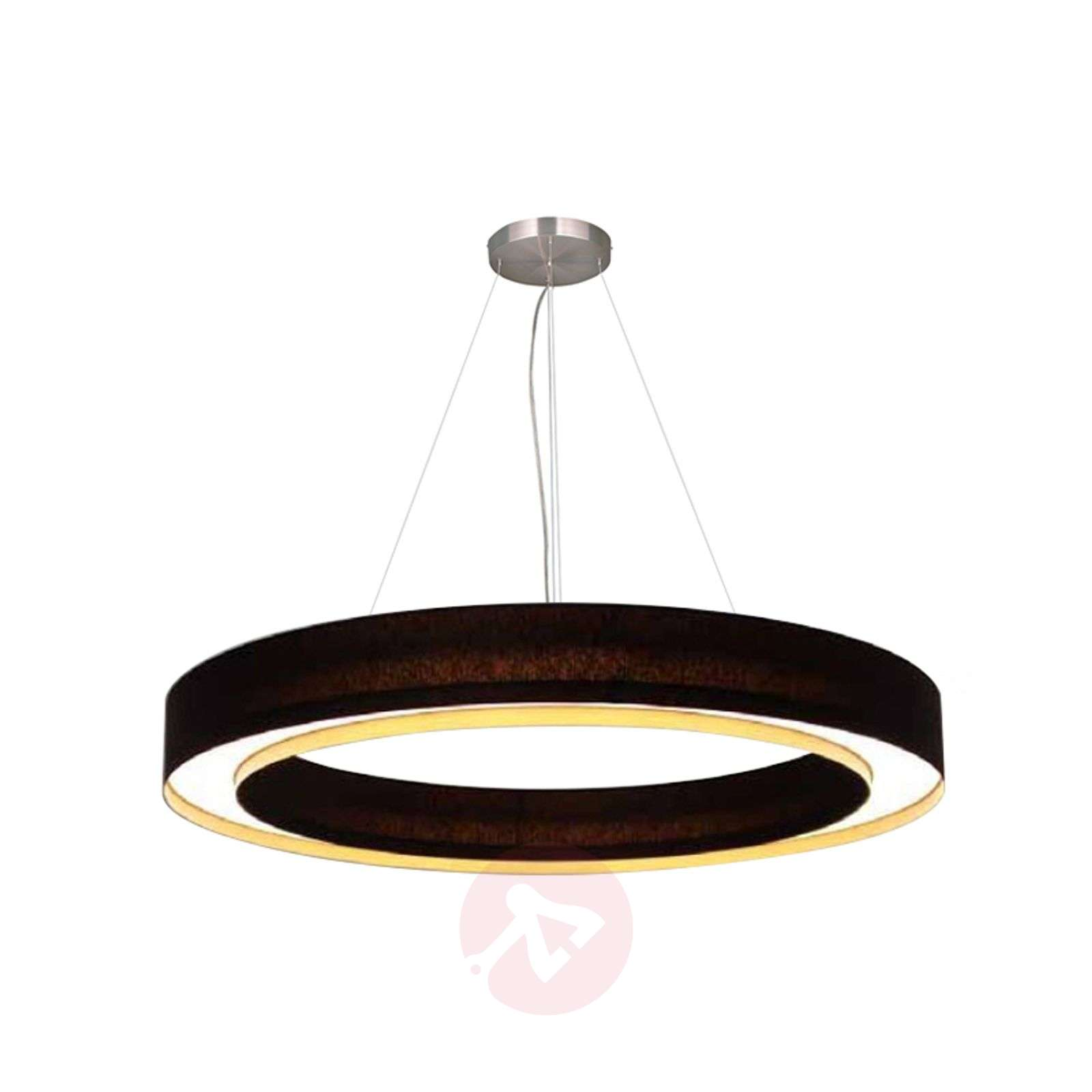 Ringvormige LED hanglamp Cloud-7516339X-01