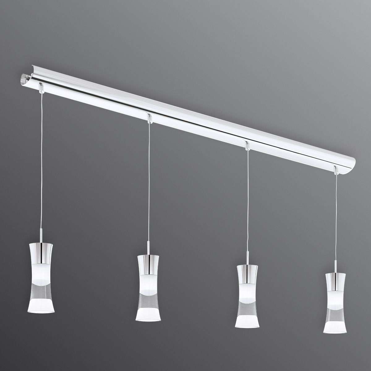 4 lichtbronnen LED hanglamp Pancento uit staal-3031743-31