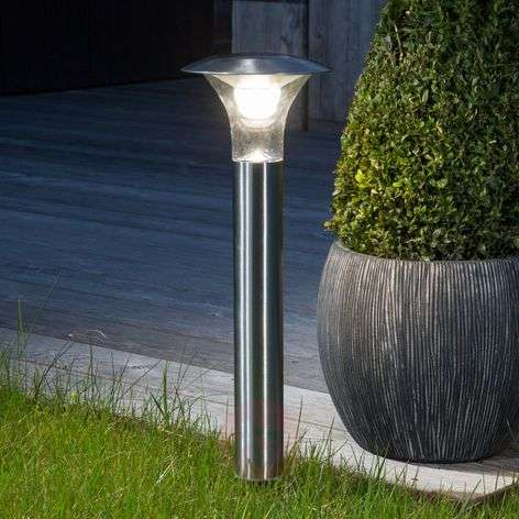 Bodemankerlamp Jolin met LED, zonne-energie