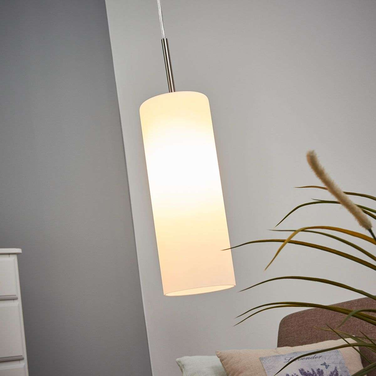 Decoratieve hanglamp Troy wit-3031190-31