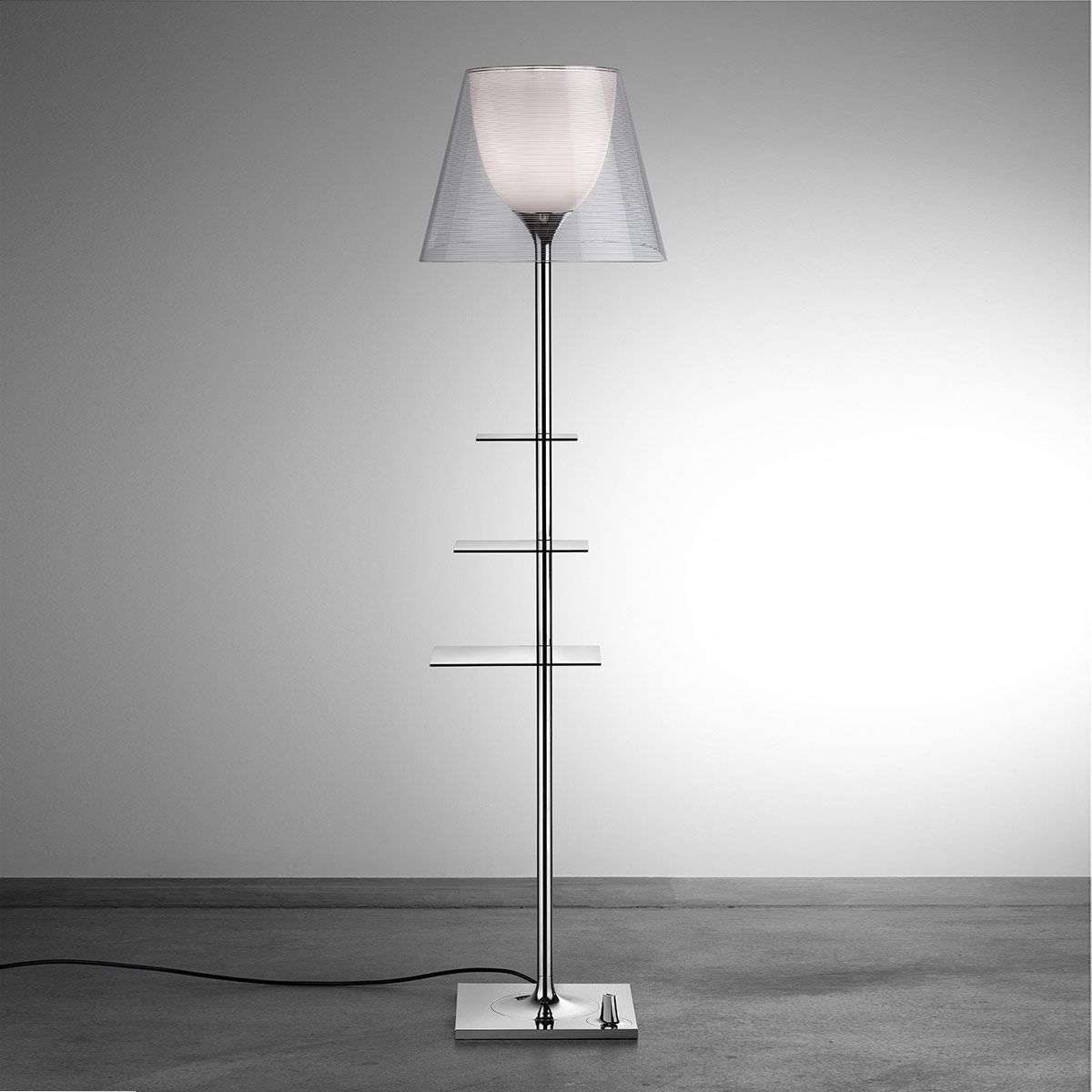 Design-vloerlamp Bibliotheque Nationale, transp.-3510275-31