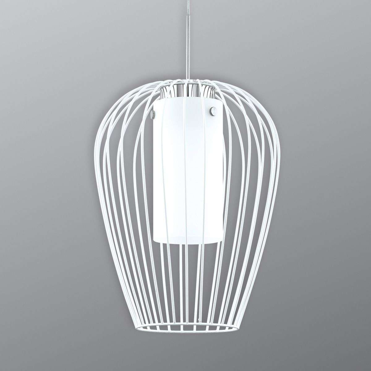 LED hanglamp Vencino uit staal-3031735-31
