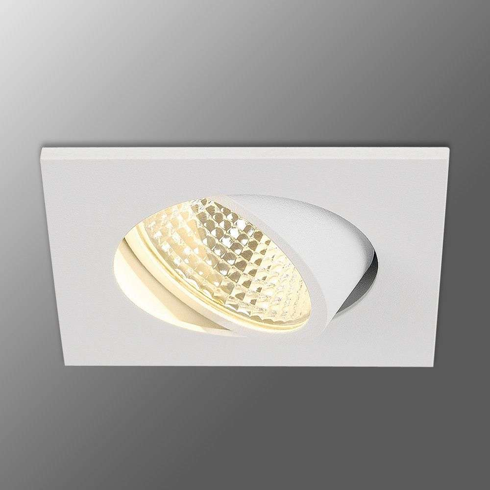 Witte LED inbouwlamp New Tria-5504545-31