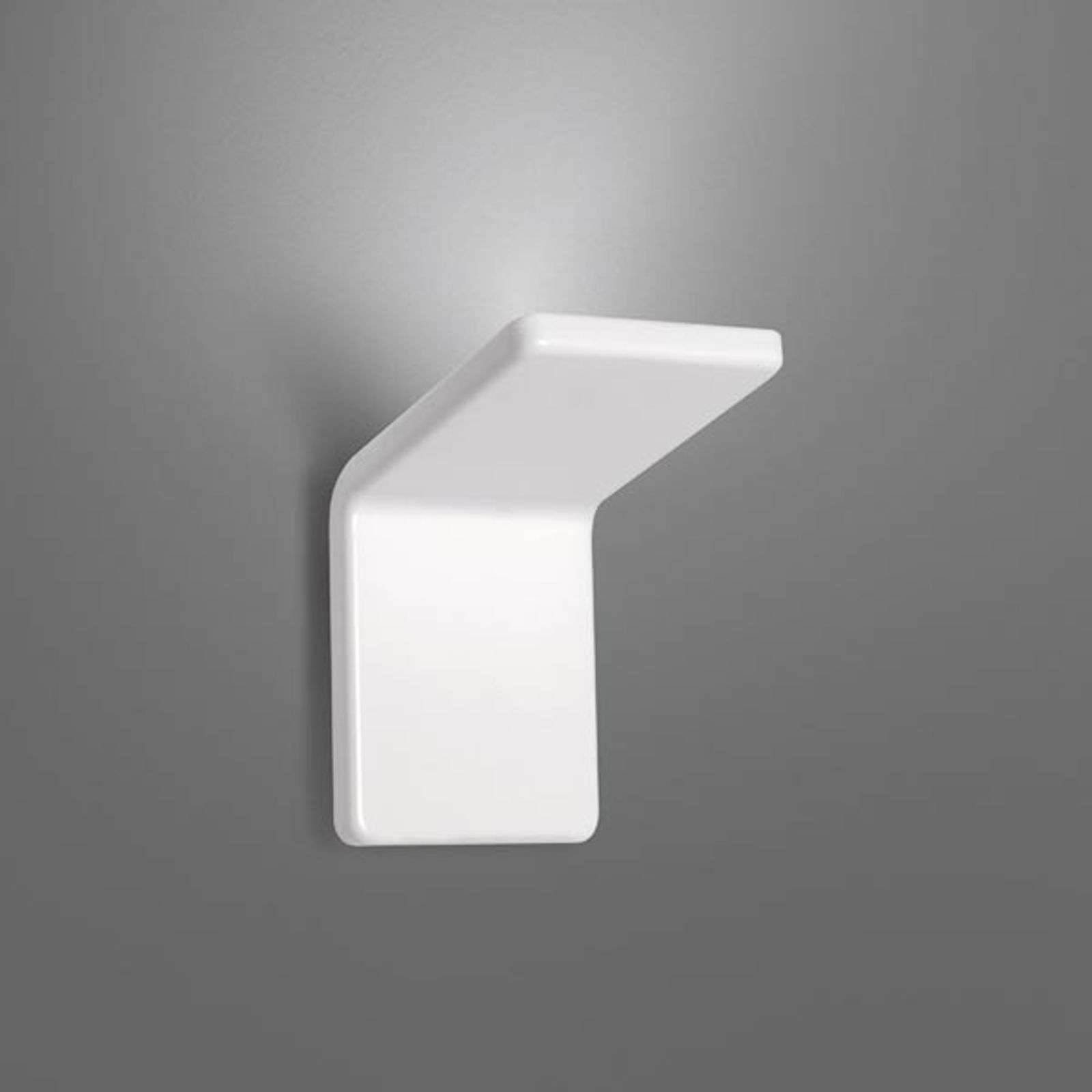 LED design wandlamp Cuma 10 in wit