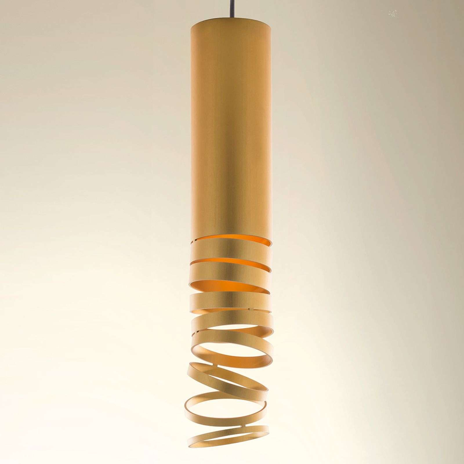 Artemide Decomposé hanglamp goud