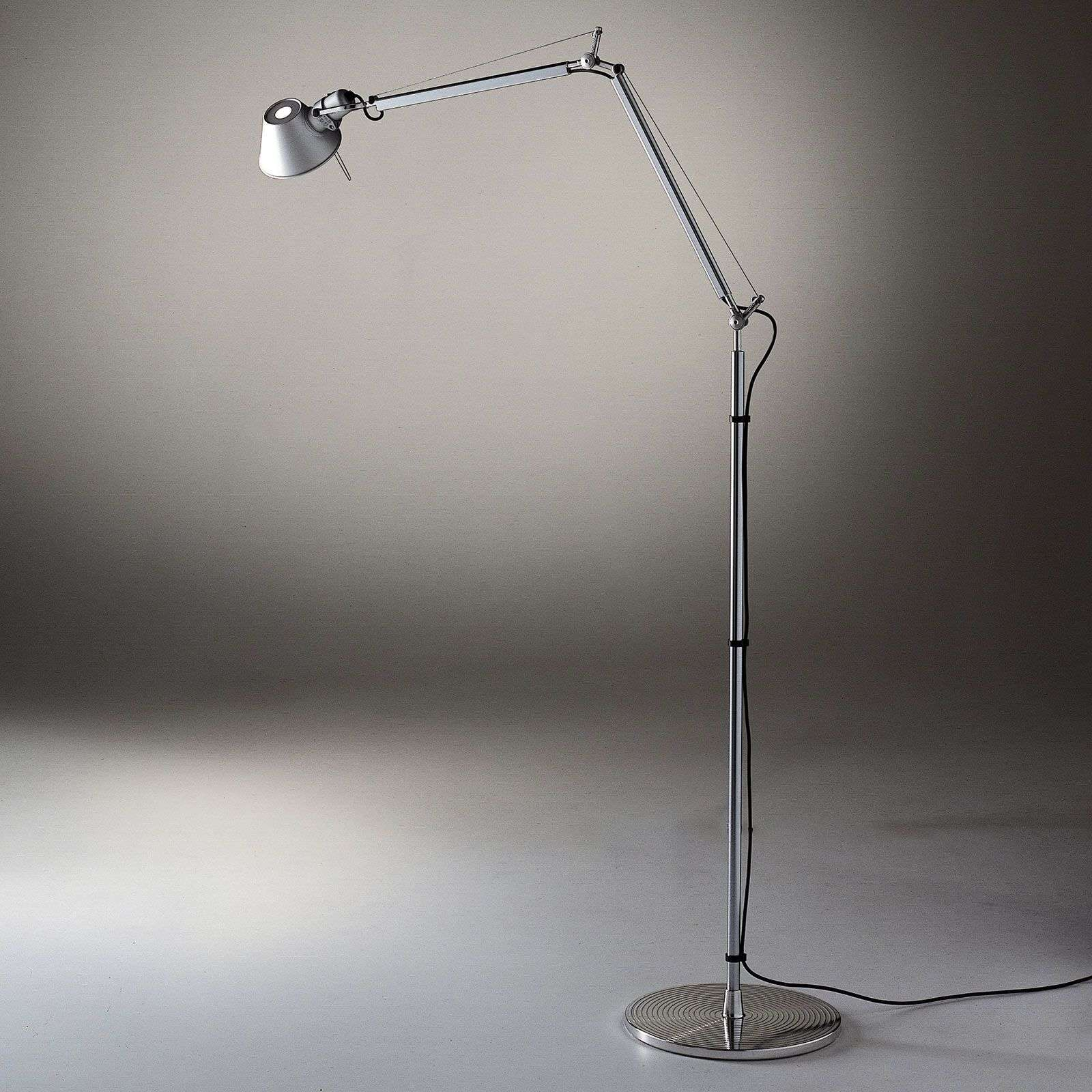 Artemide Tolomeo Reading LED vloerlamp 3.000 K