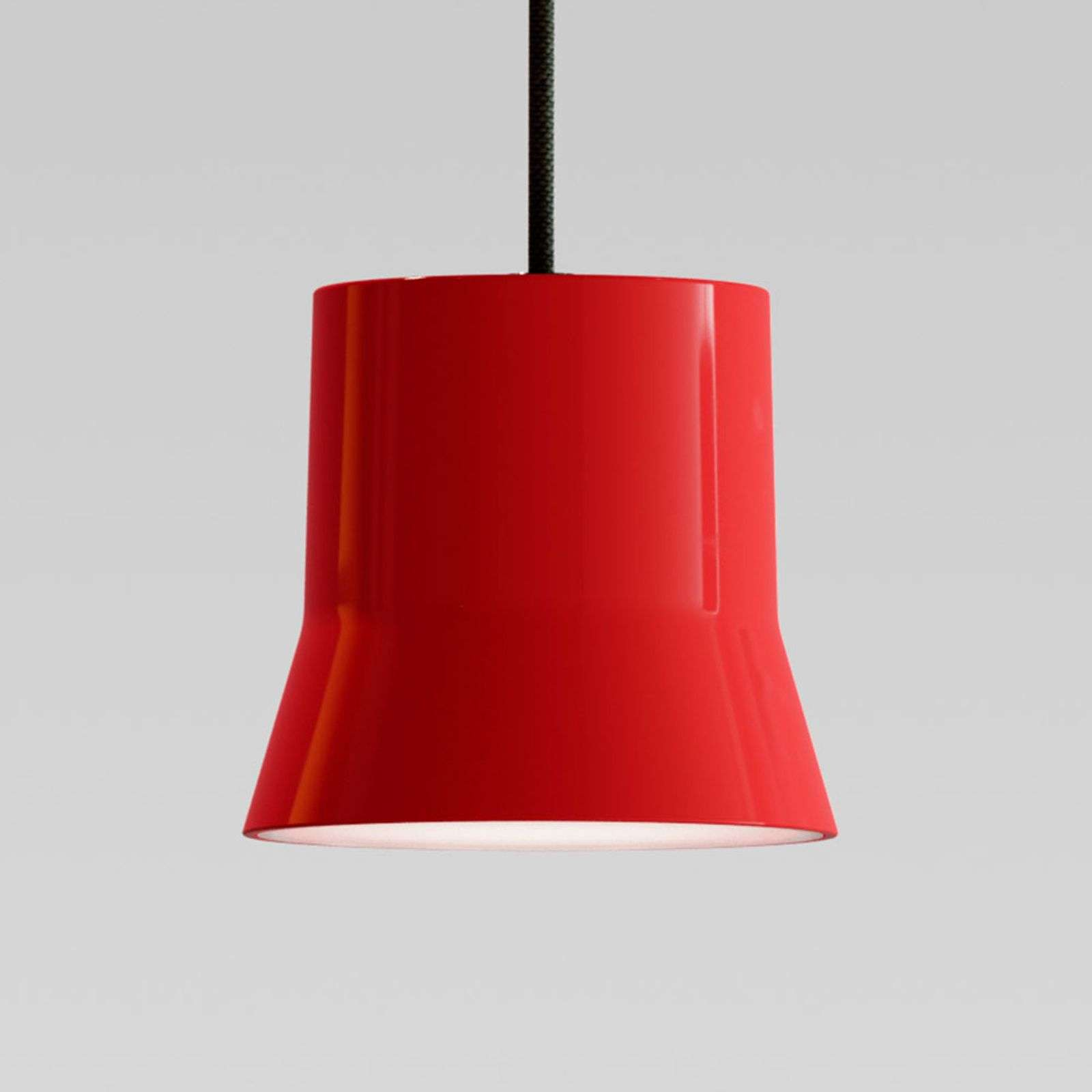 Artemide GIO.light LED hanglamp, rood