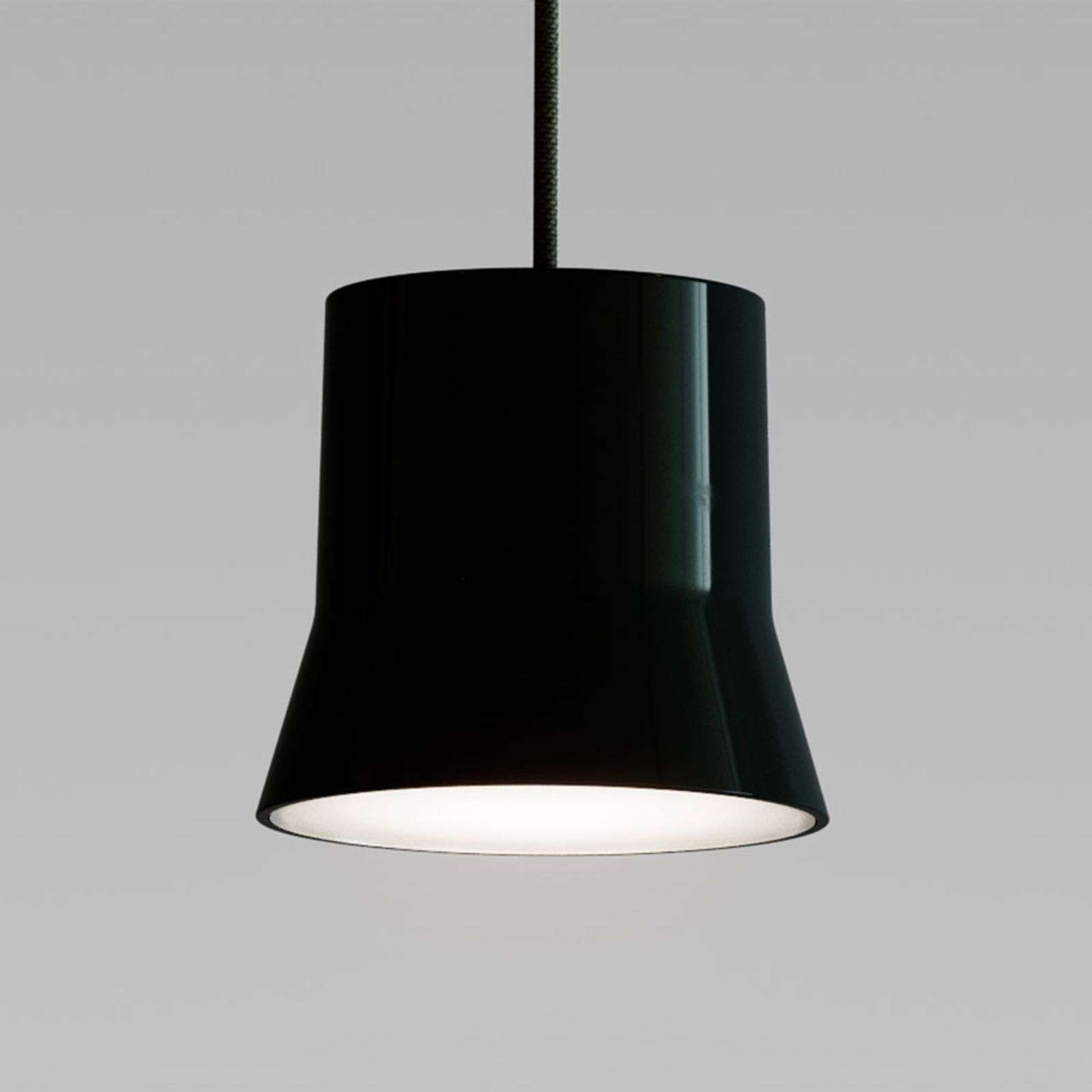Artemide GIO.light LED hanglamp, zwart