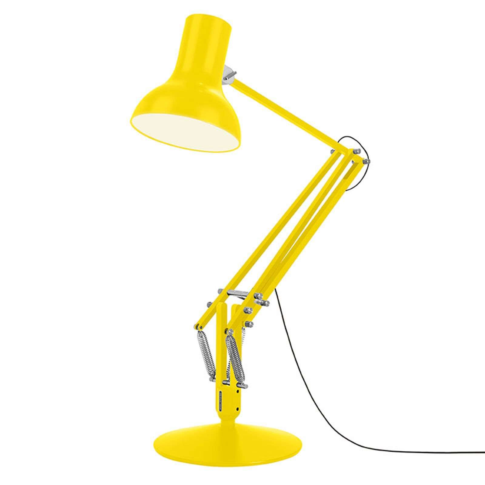 Anglepoise® Type 75 Giant vloerlamp geel