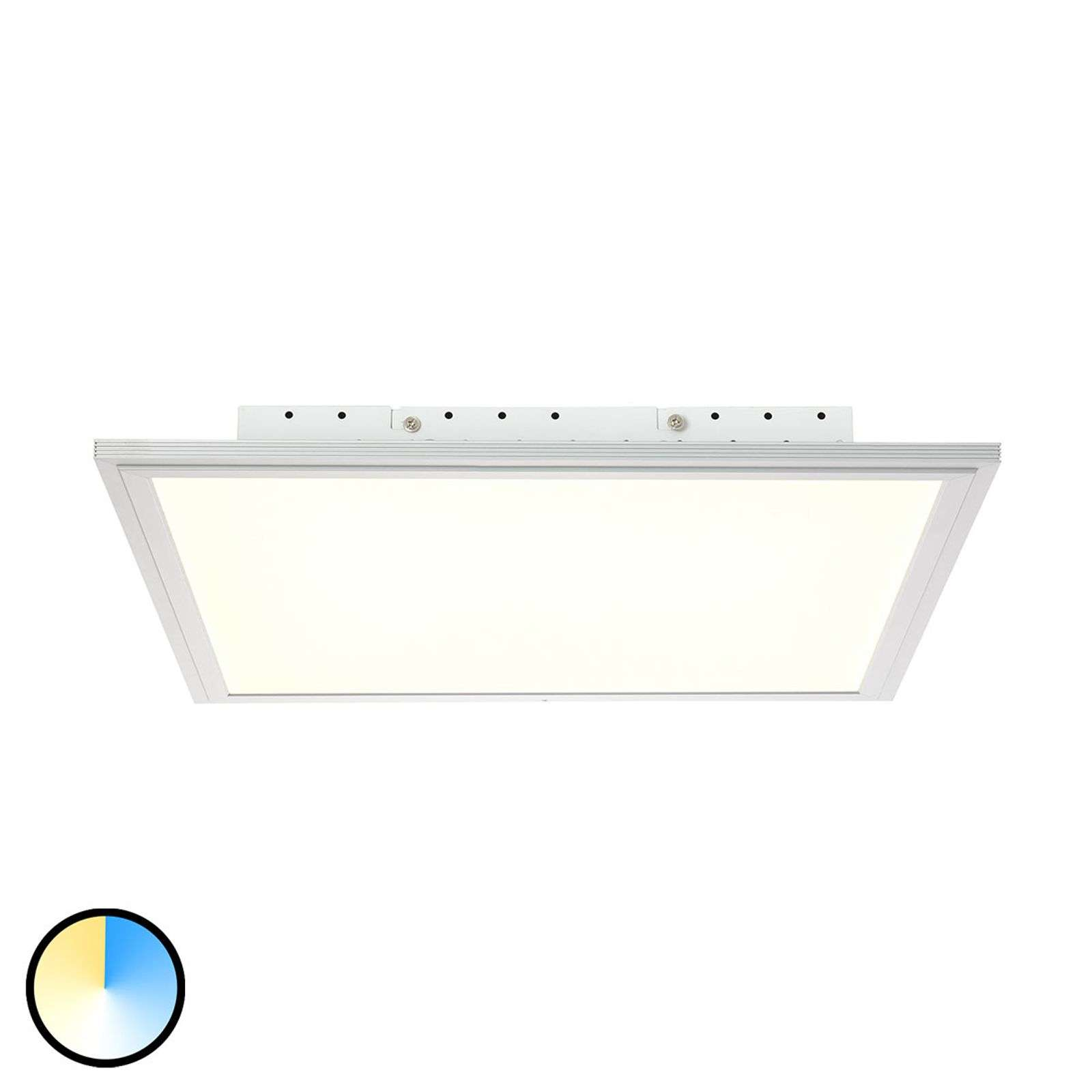 Brilliant WiZ LED plafondlamp Flat - 42 cm