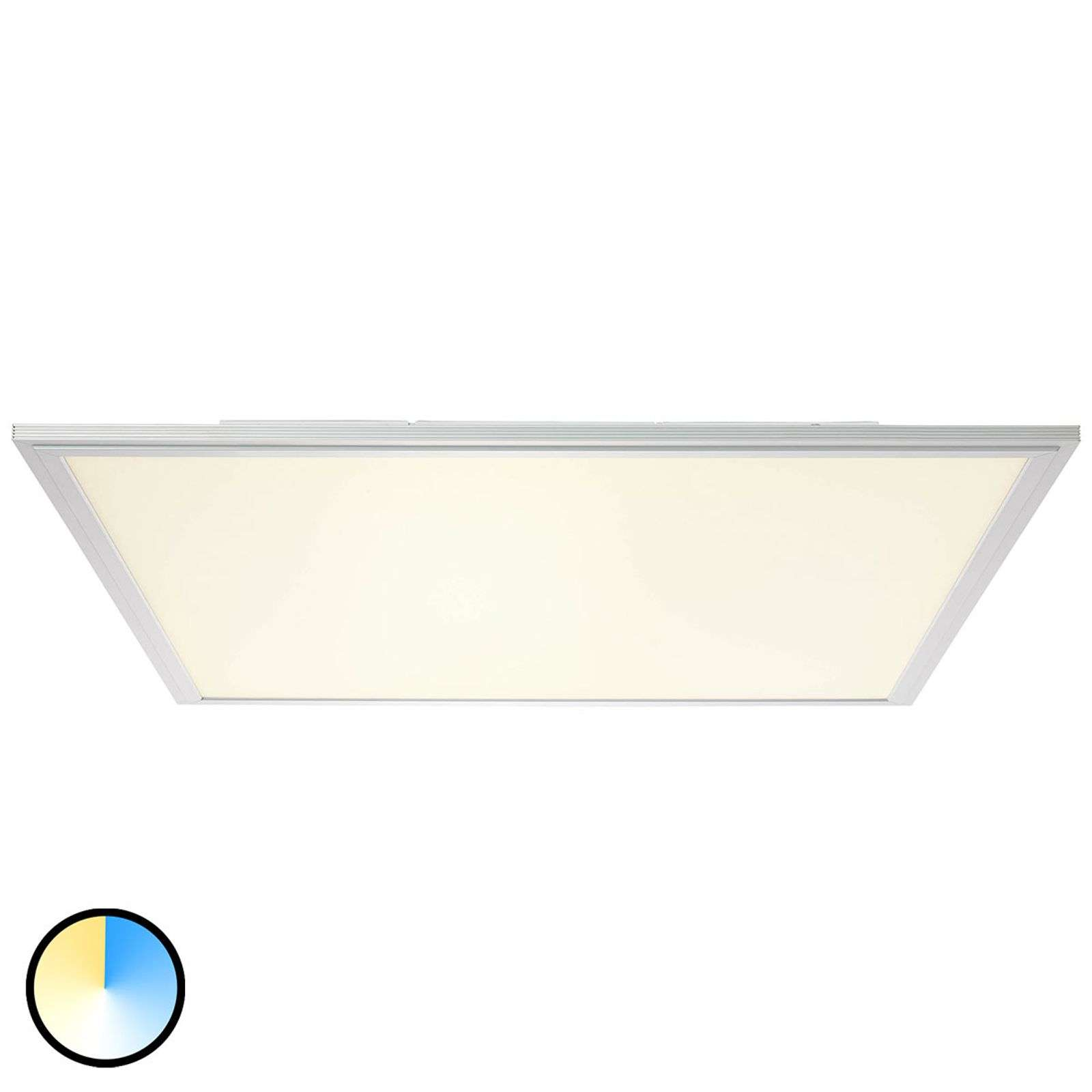 Brilliant WiZ LED plafondlamp Flat - 60 cm