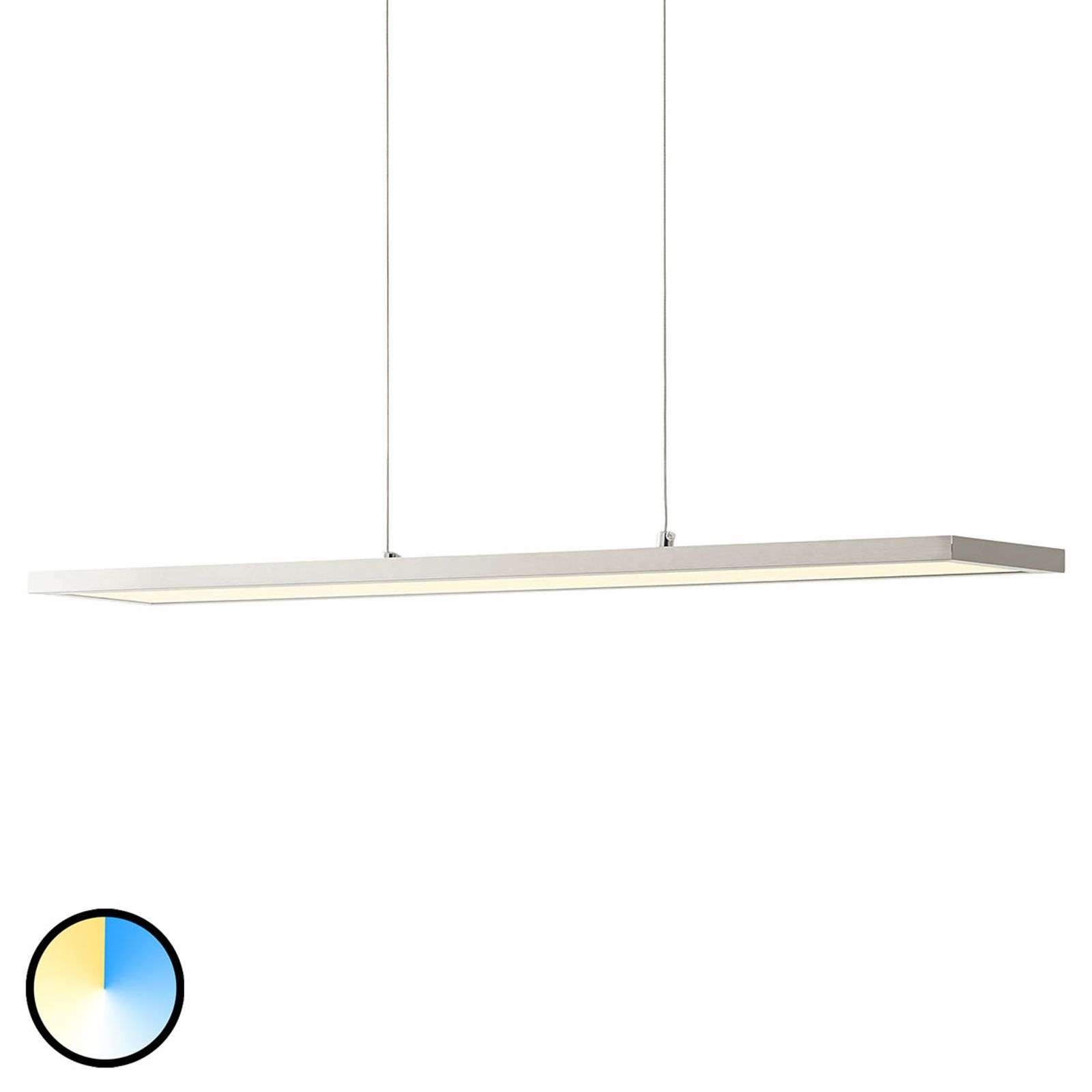 Bedienbare Brilliant WiZ LED hanglamp Smooth