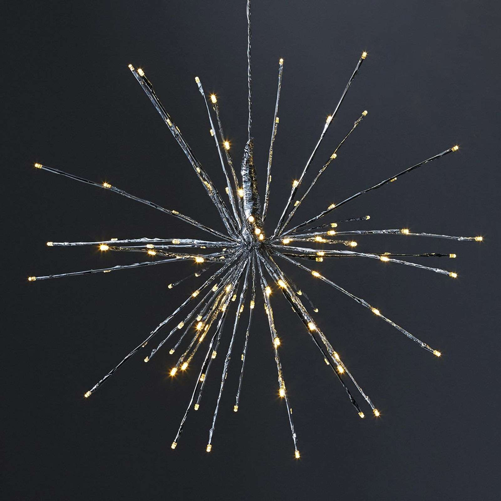 Decoratieve LED lamp Firework, 5 lichtopties