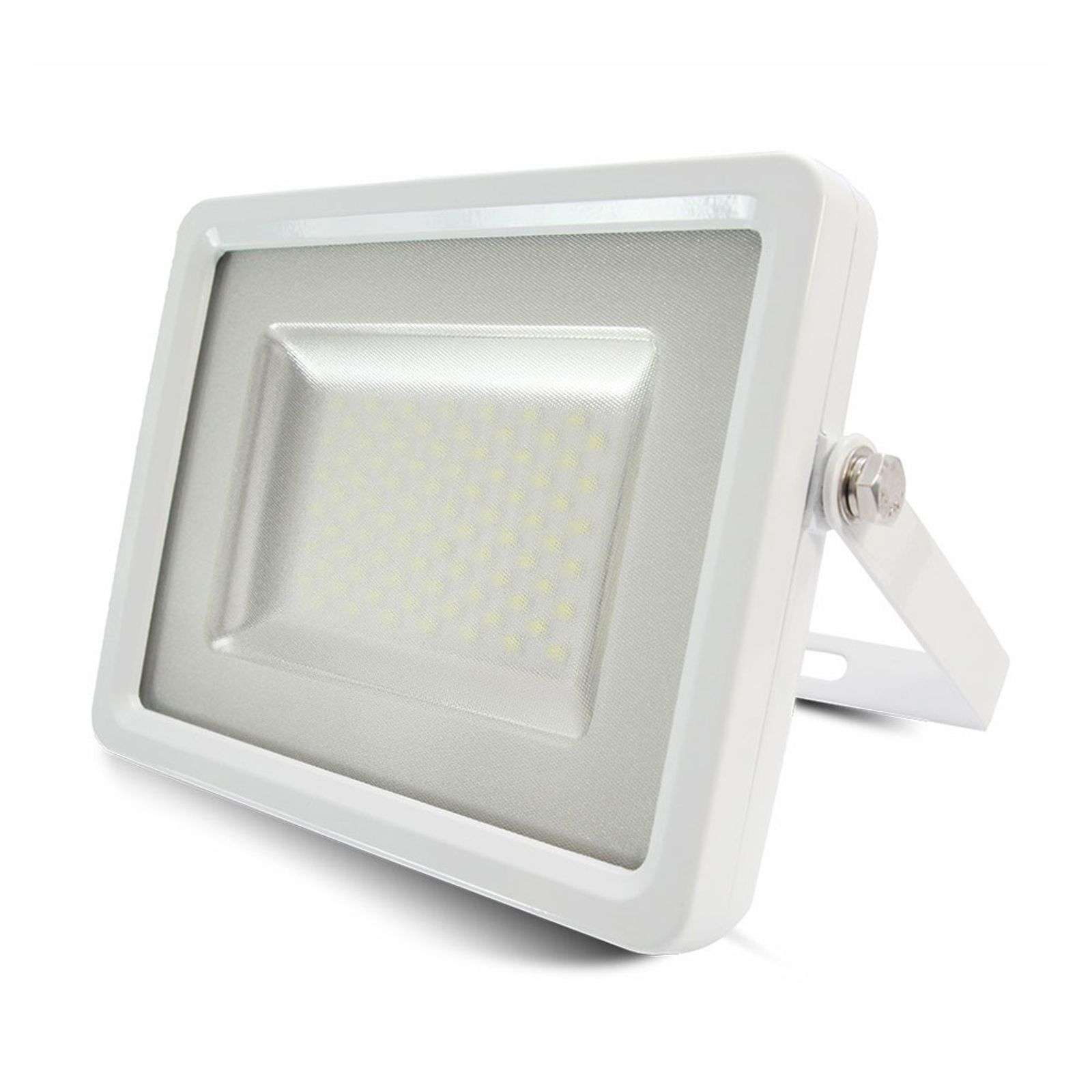 LED buitenspot wit, 100 W, 4.500 K