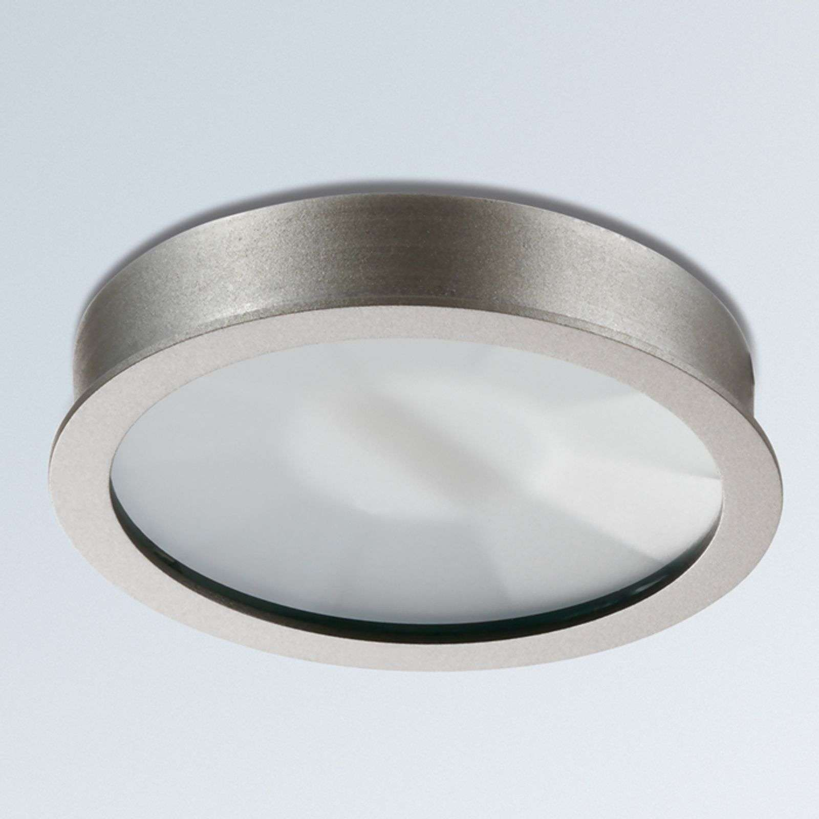 LED-inbouwspot Circle, dimbaar, 4,2W