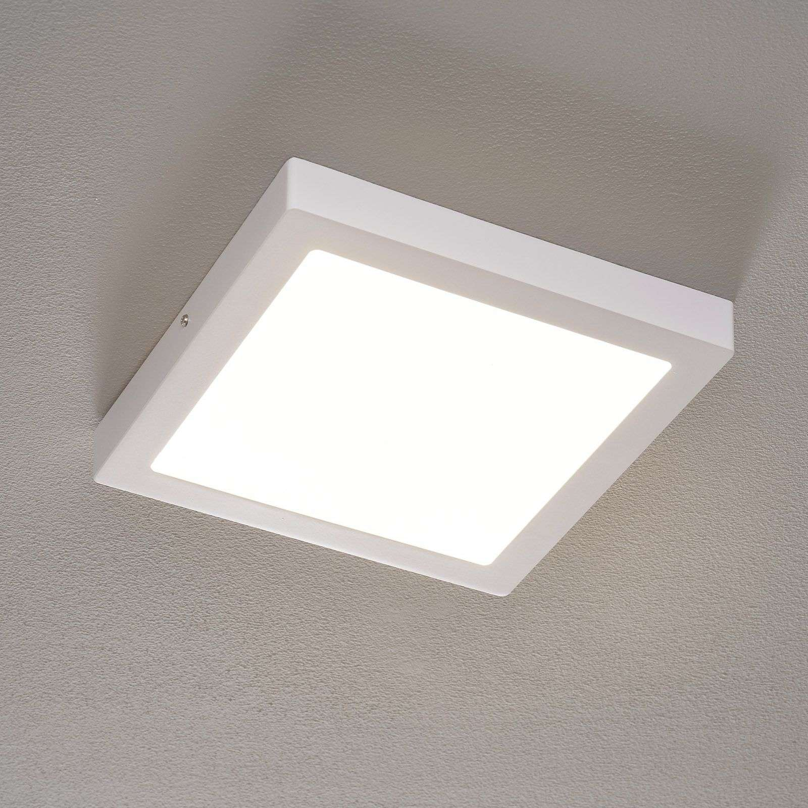 EGLO connect Fueva-C LED plafondlamp 30cm wit