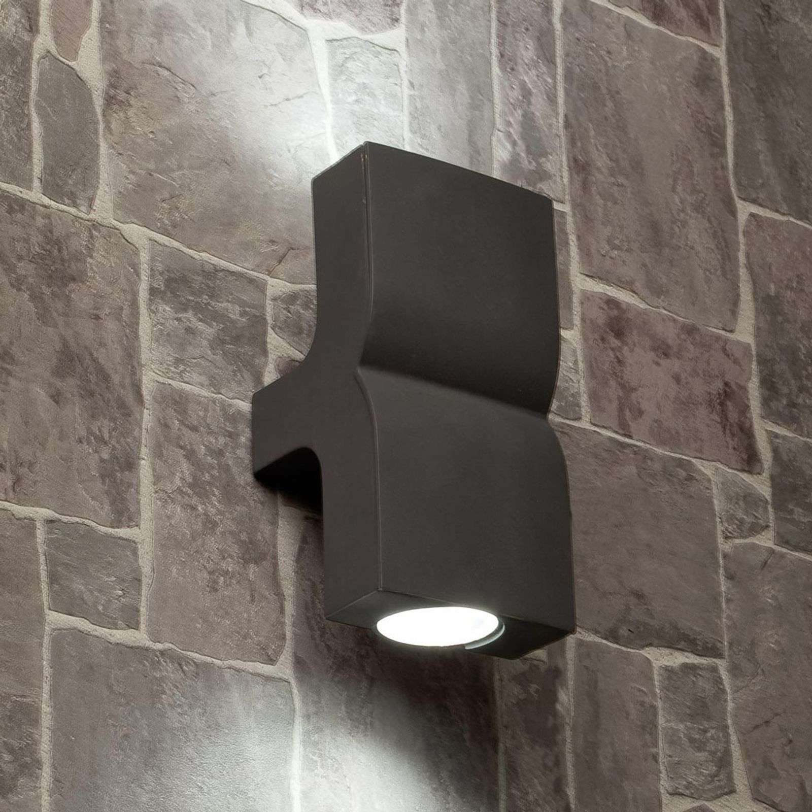 KLAMP - moderne outdoor wandlamp
