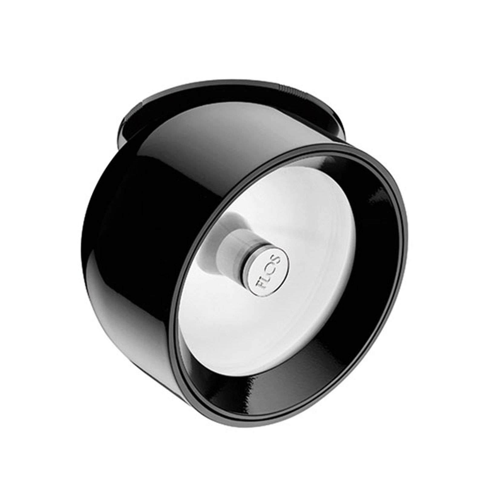 Downlight Wan Spot, GY6.35 zwart