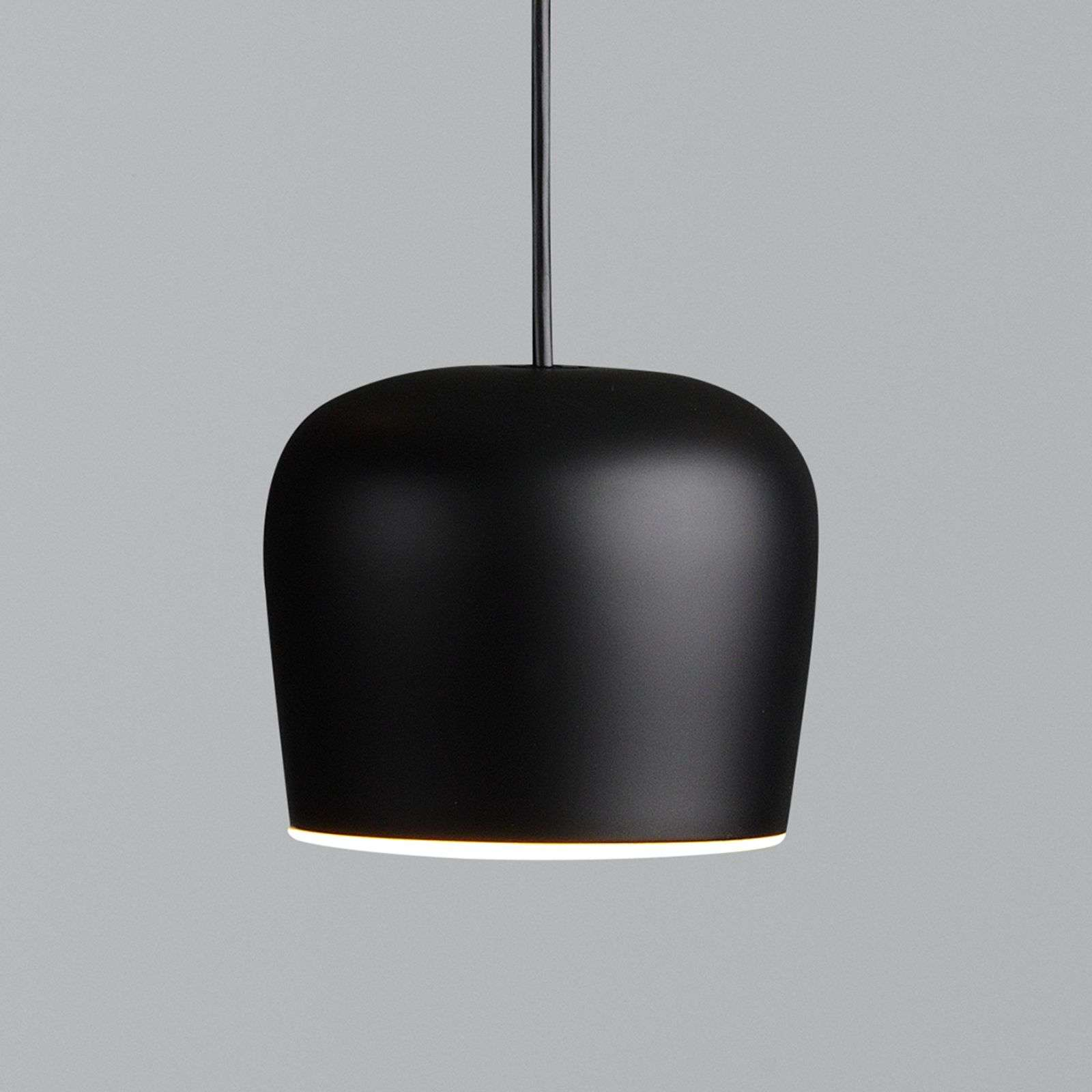 Design hanglamp Aim Small Fix LED, zwart