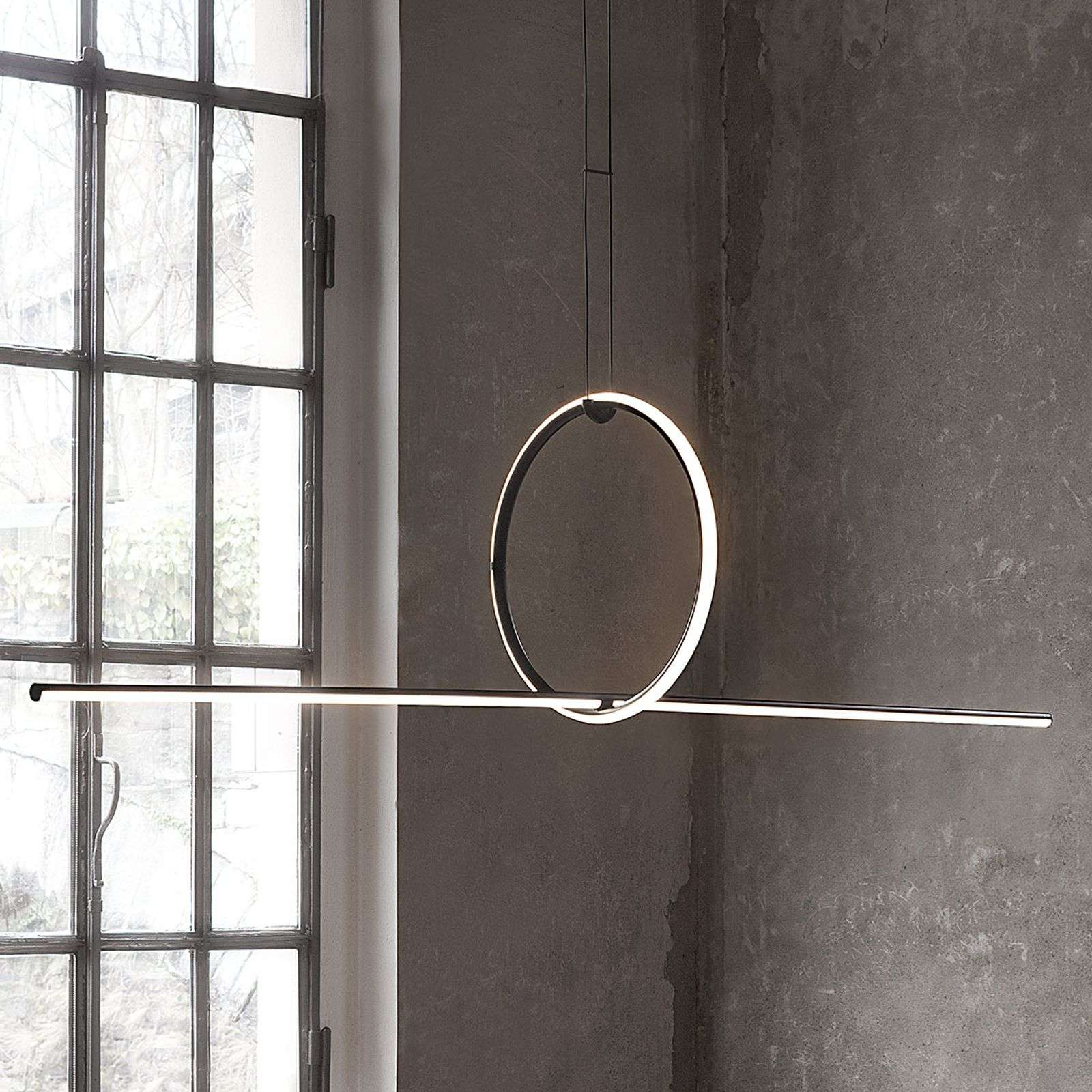 FLOS Arrangements 2 LED hanglamp