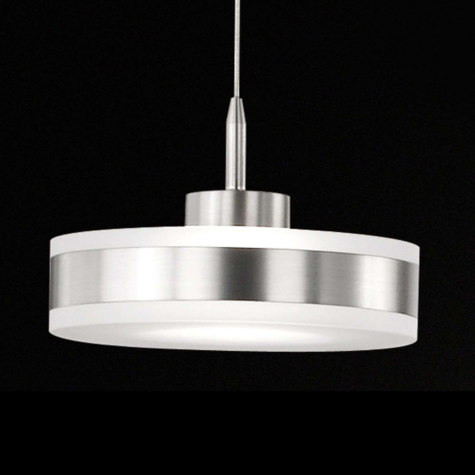 Ronde LED pendellamp Puk