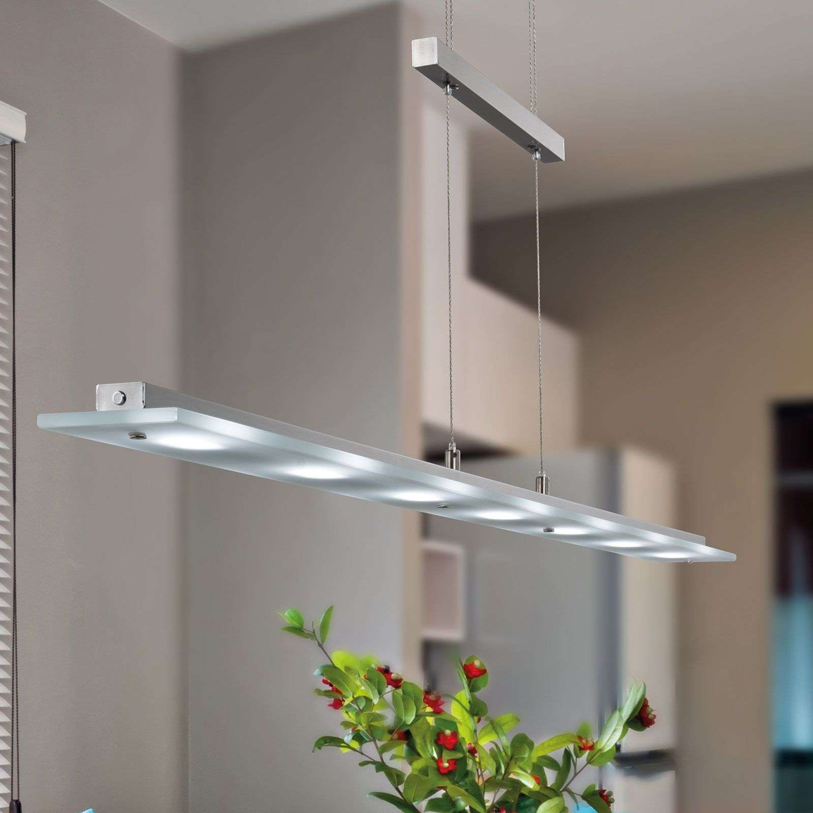 LED hanglamp Largo tunable wit met dimmer