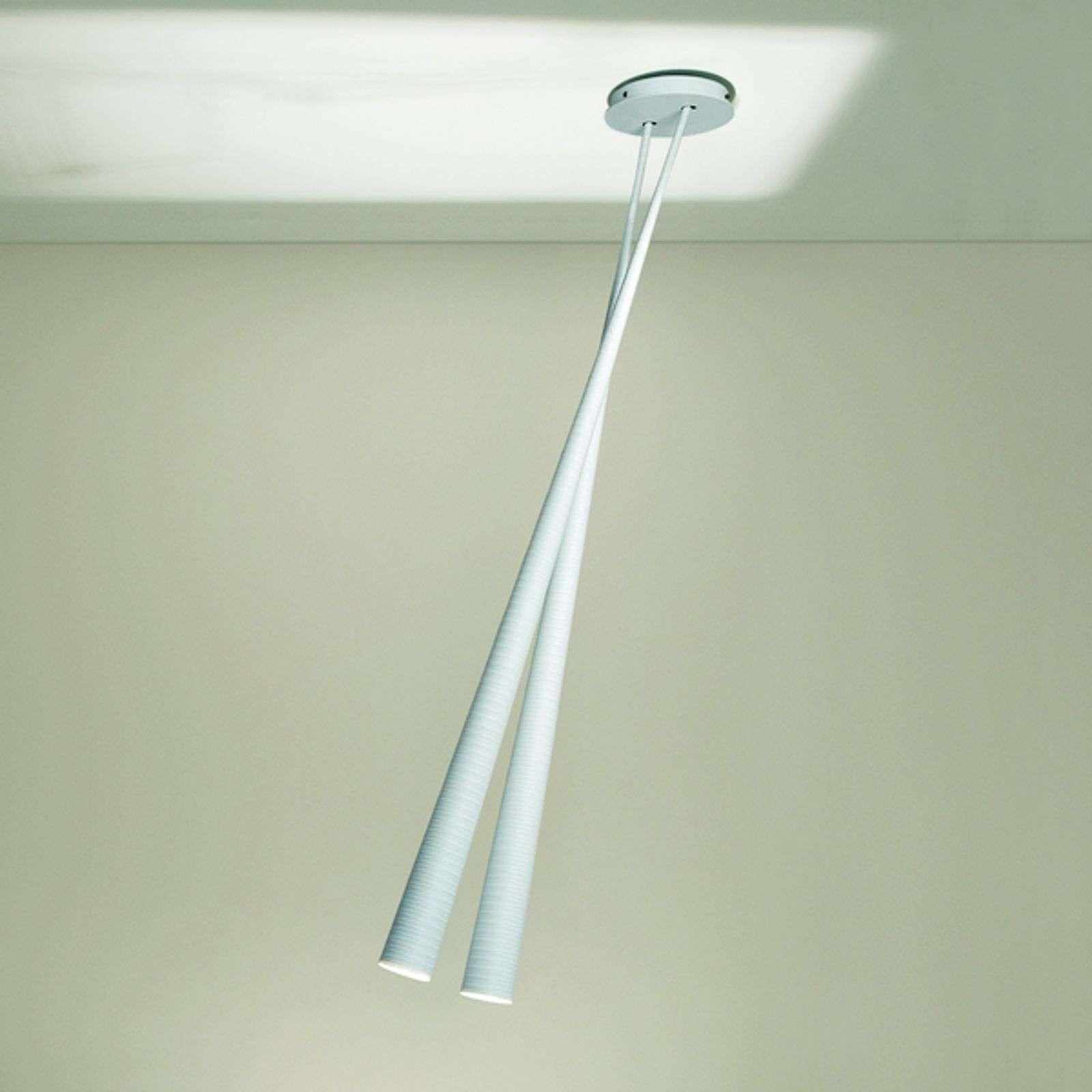 Grootse Drink Bicono Color hanglamp, 127 cm