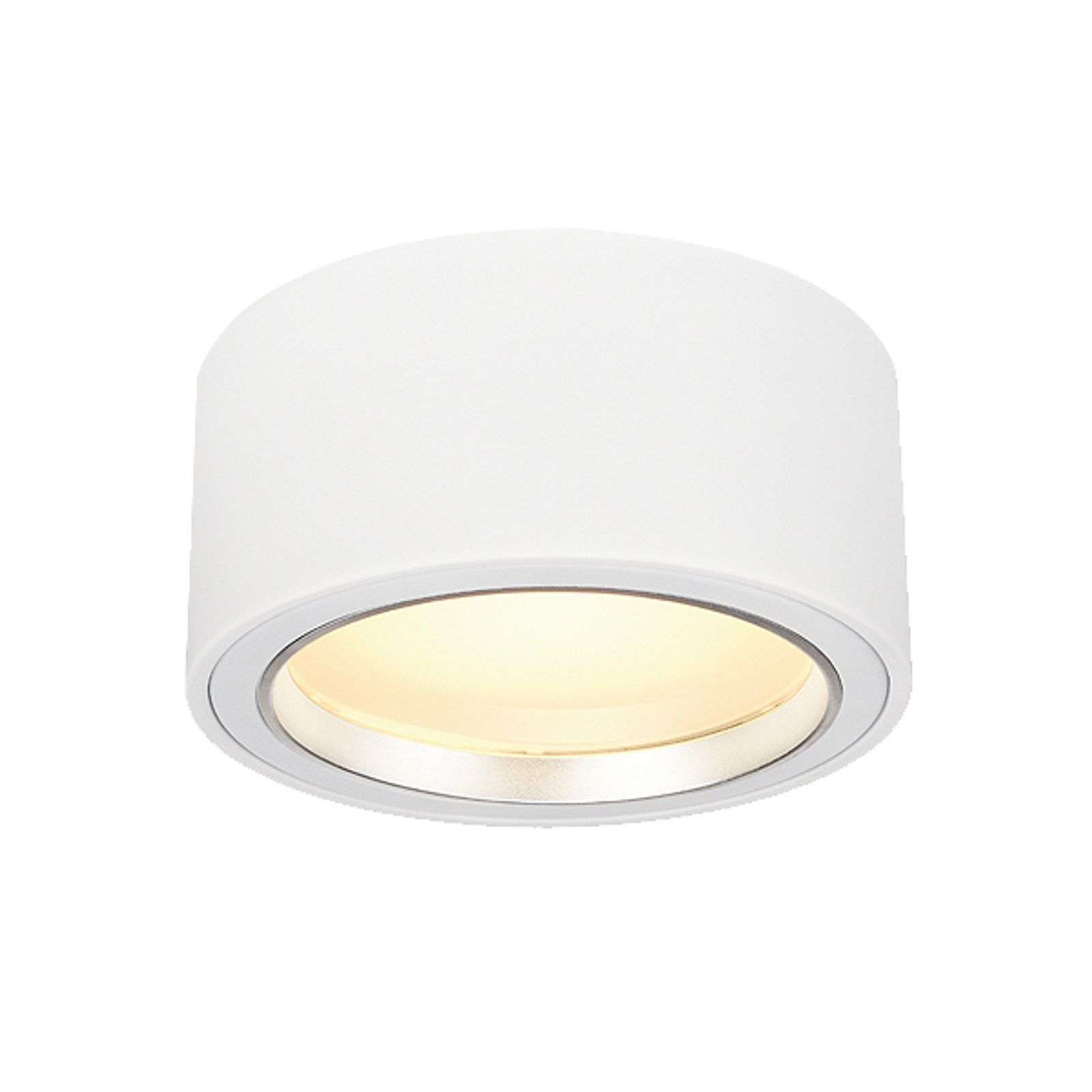 SLV Fera 25 LED opbouw downlight 3.000K