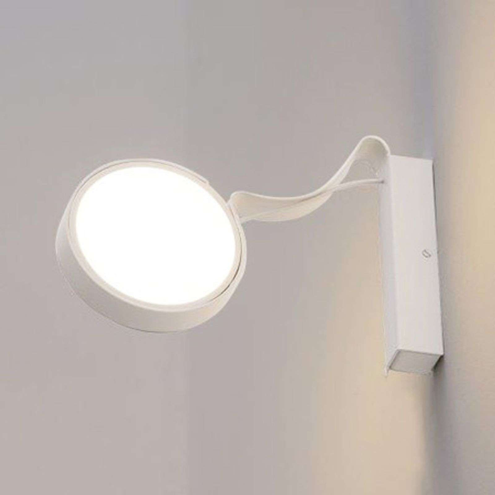 Led wandlamp DND Profile in wit