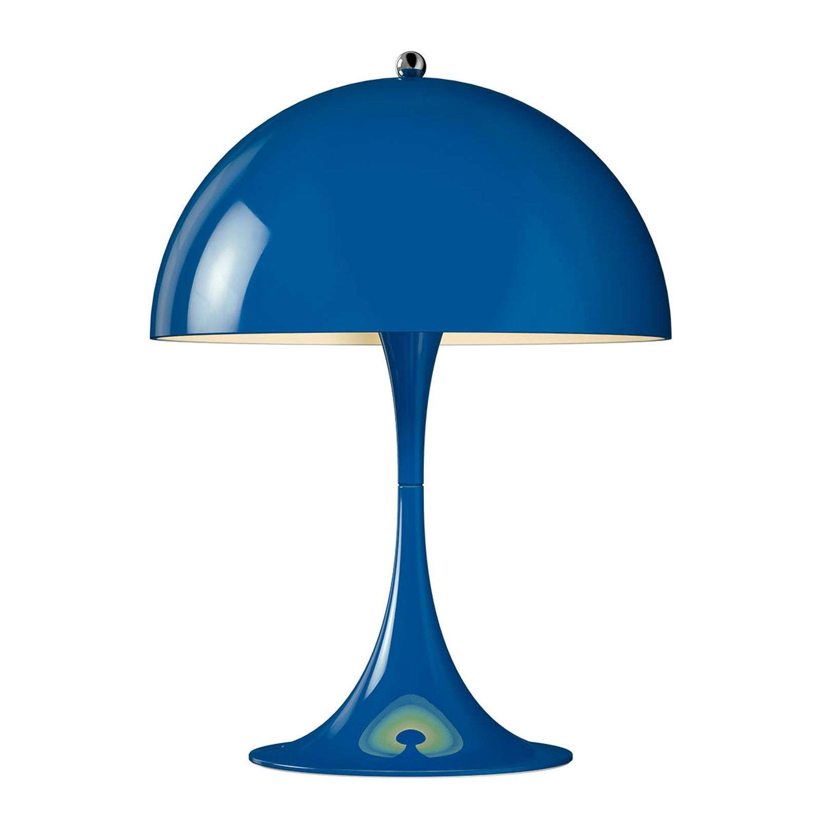 Louis Poulsen Panthella Mini tafellamp blauw