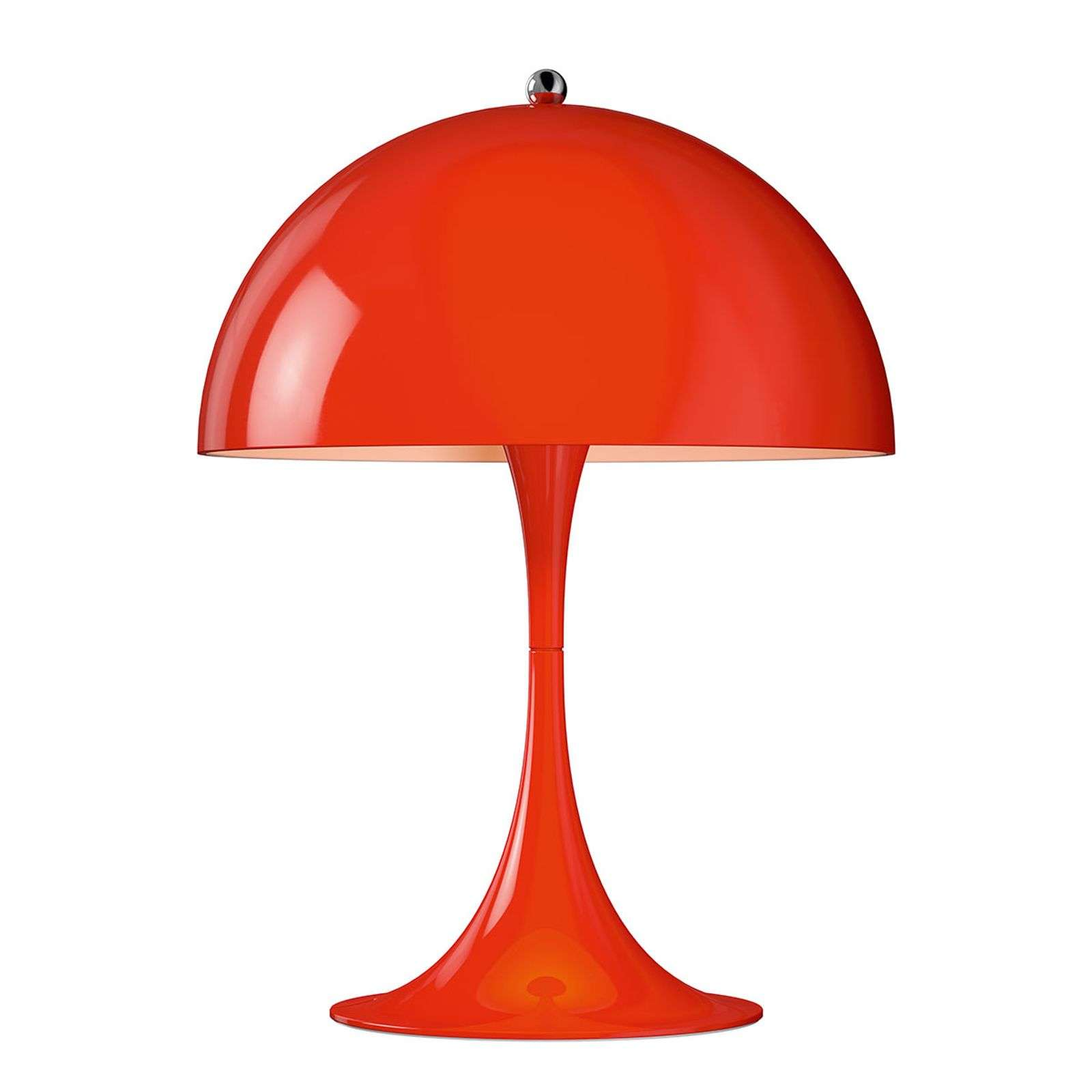 Louis Poulsen Panthella Mini tafellamp rood