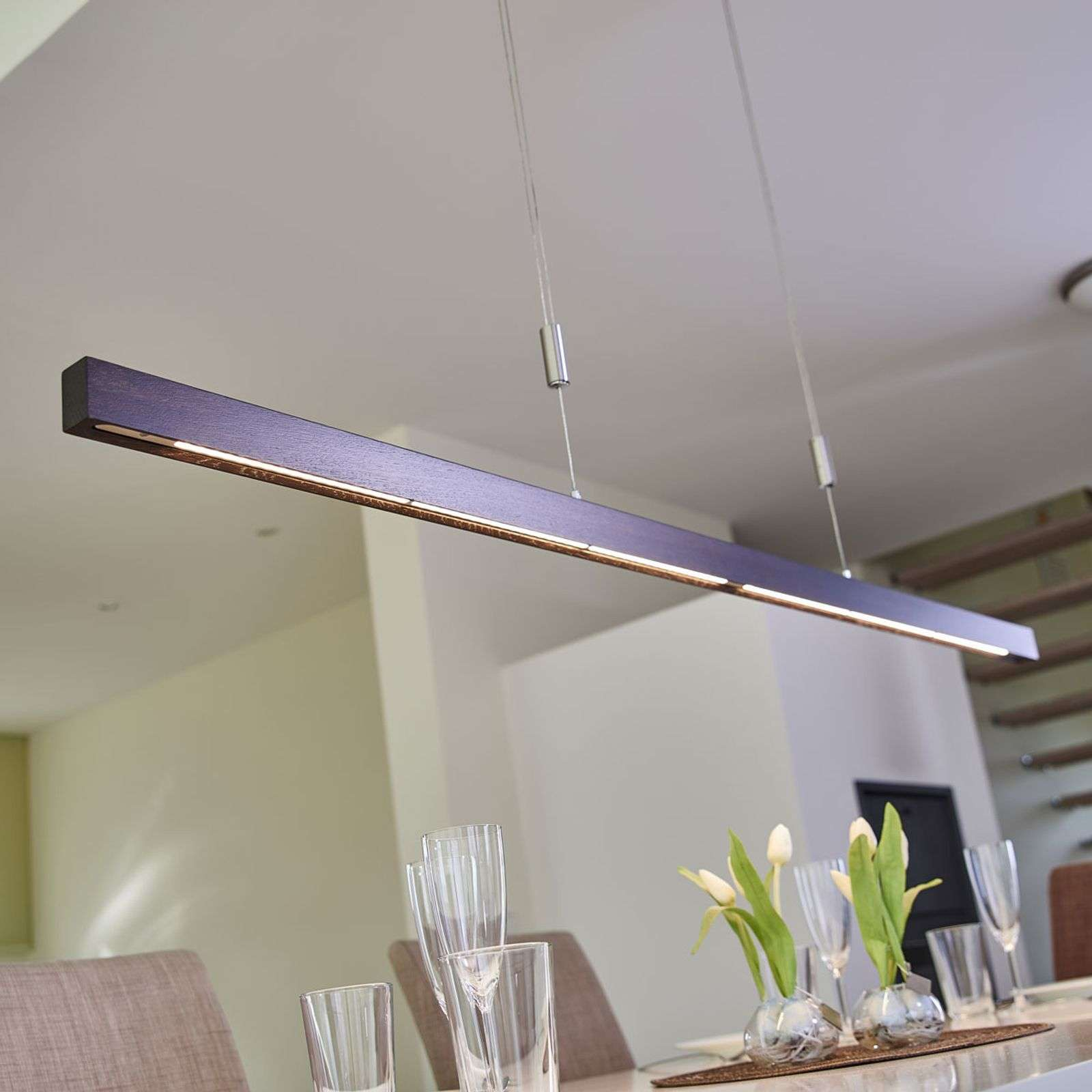 Chique led hanglamp Nora - 158 cm