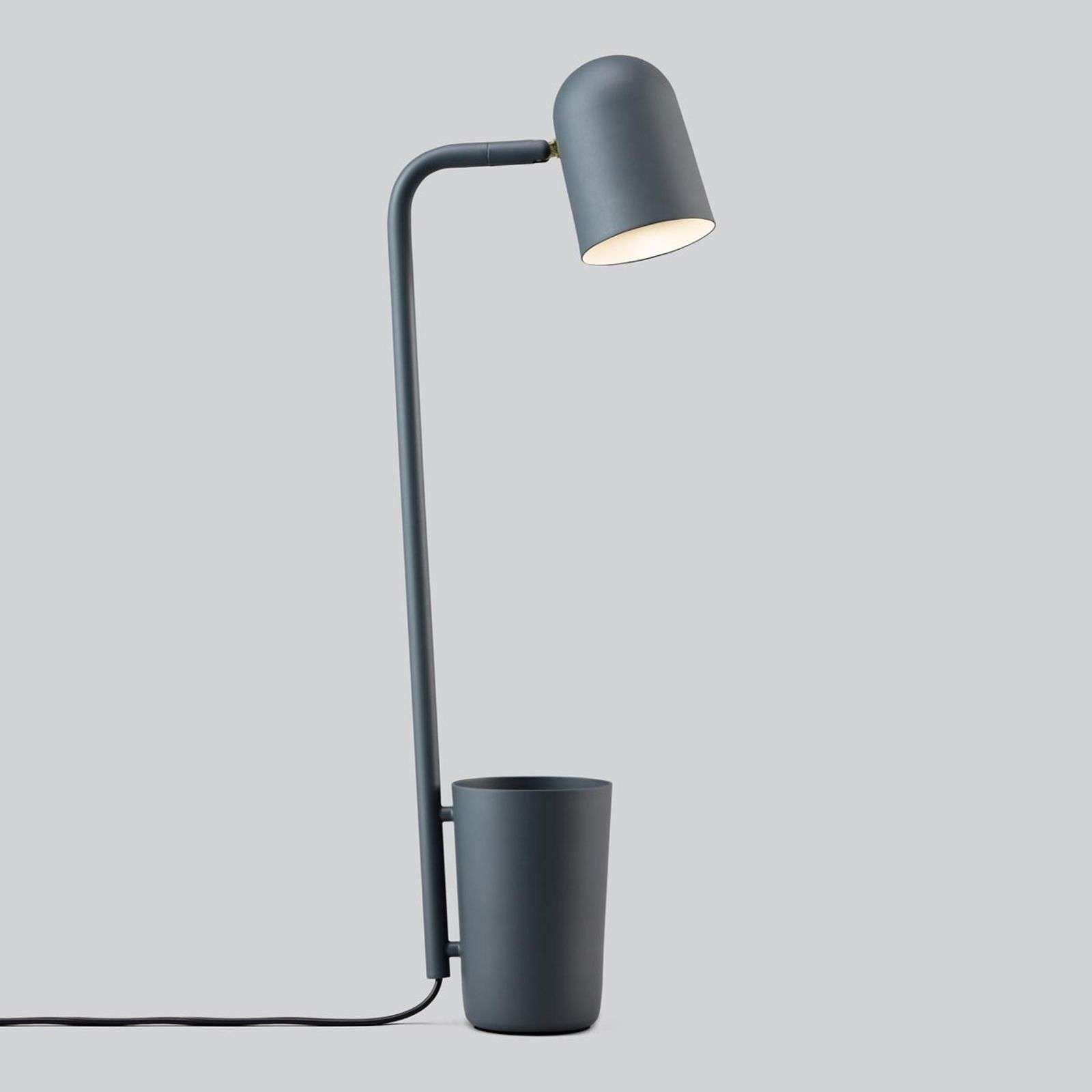 Northern Buddy - Bureaulamp, antraciet