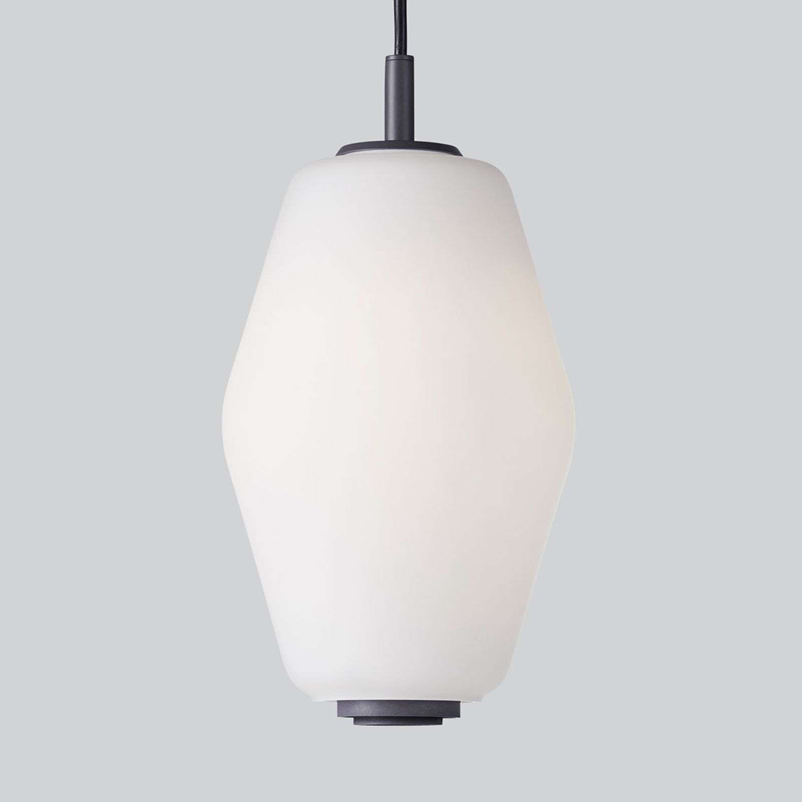 Northern Dahl hanglamp small donkergrijs