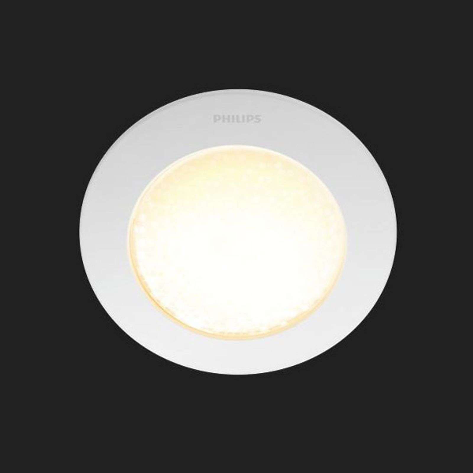 Downlight Philips Hue Phoenix, White Ambiance