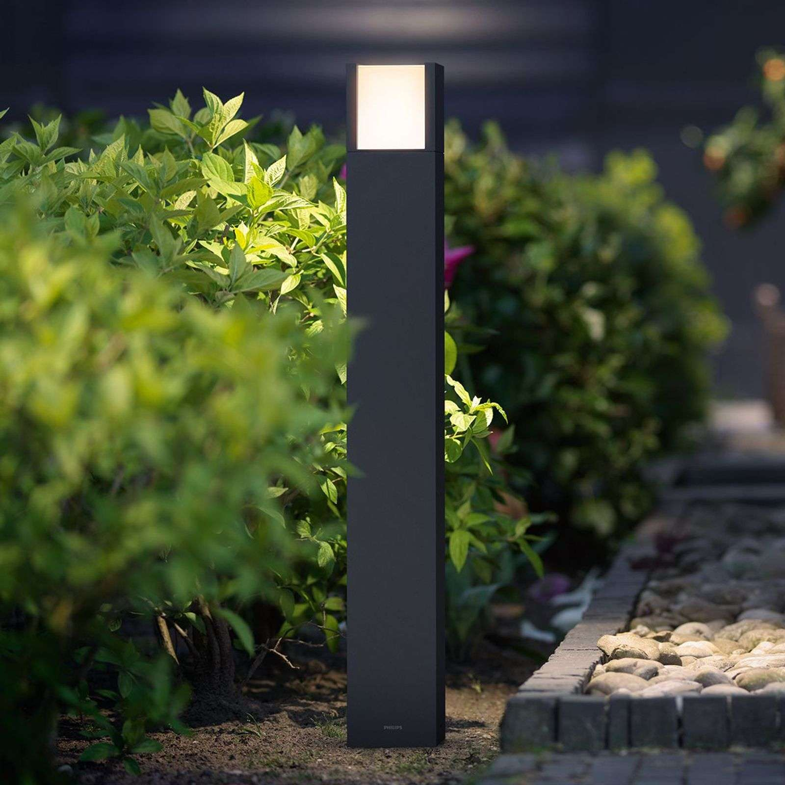 Philips Arbour LED tuinpadverlichting antraciet