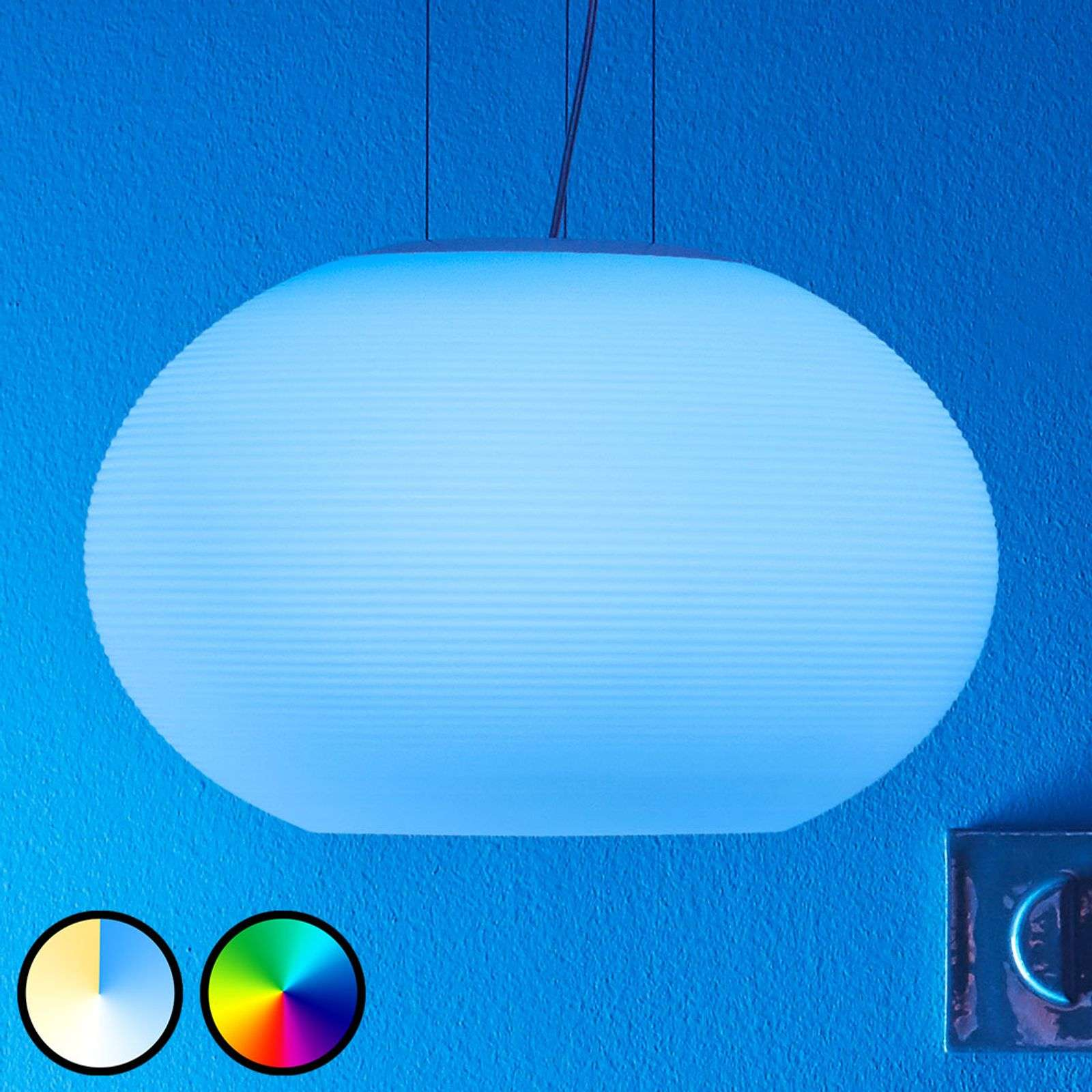 Philips Hue Flourish LED hanglamp, RGBW