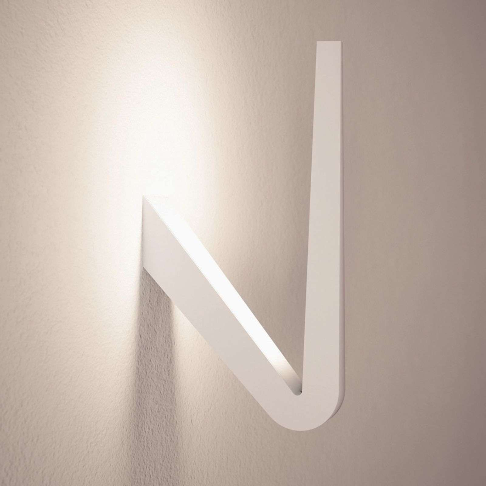 Fascinerende led-wandlamp Tick